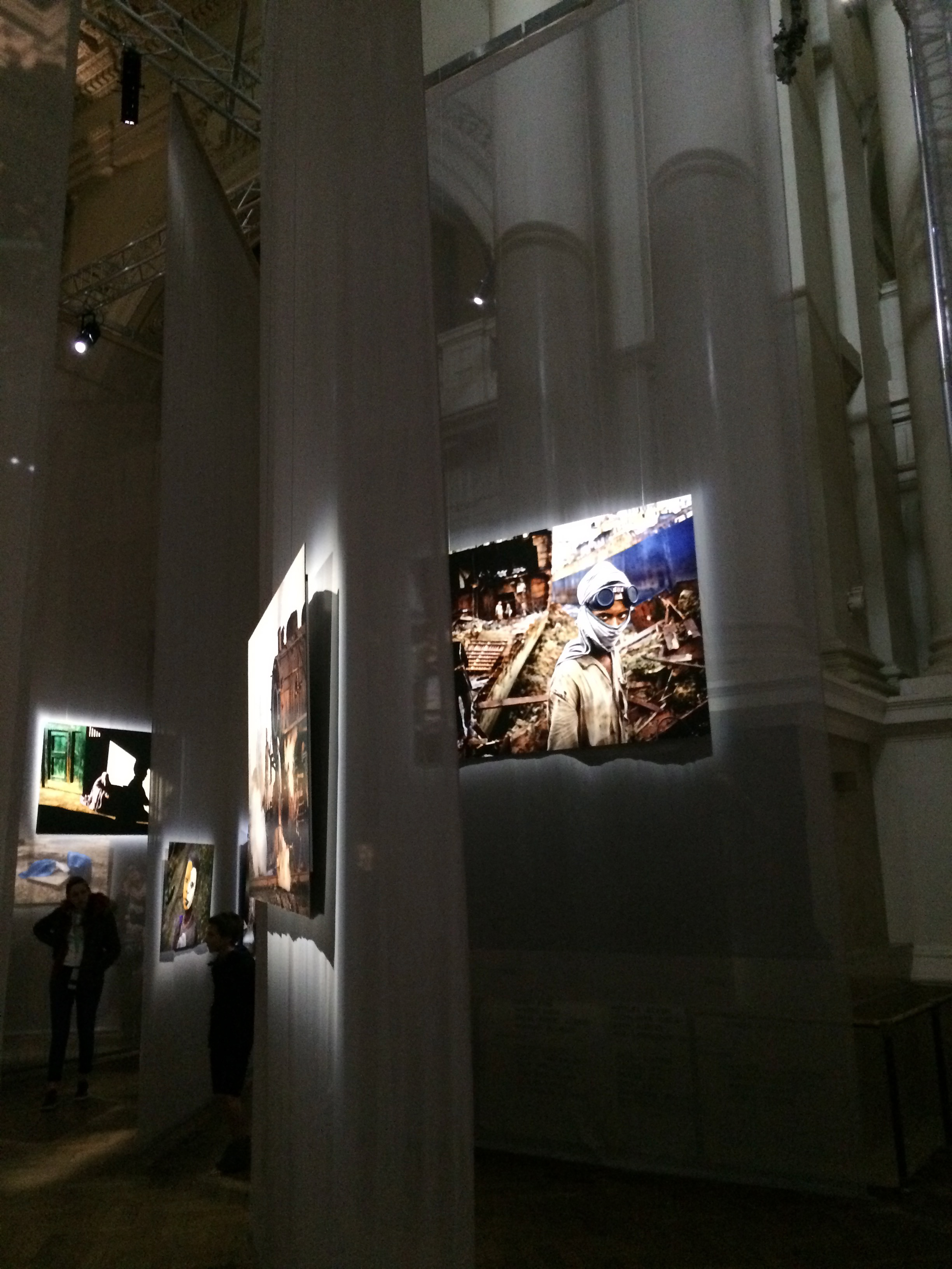 "Ambiance ""World of Steve McCurry"""