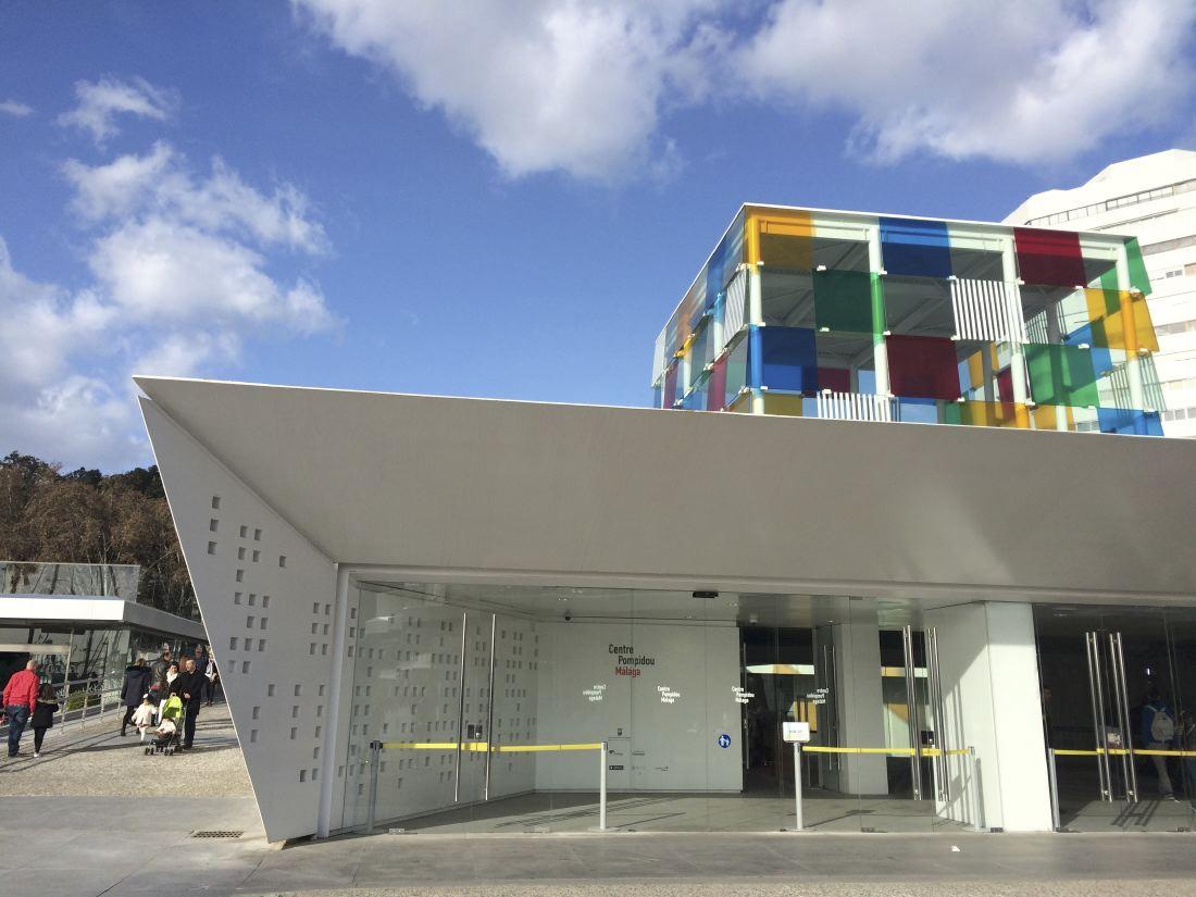 Centre Pompidou à Malaga