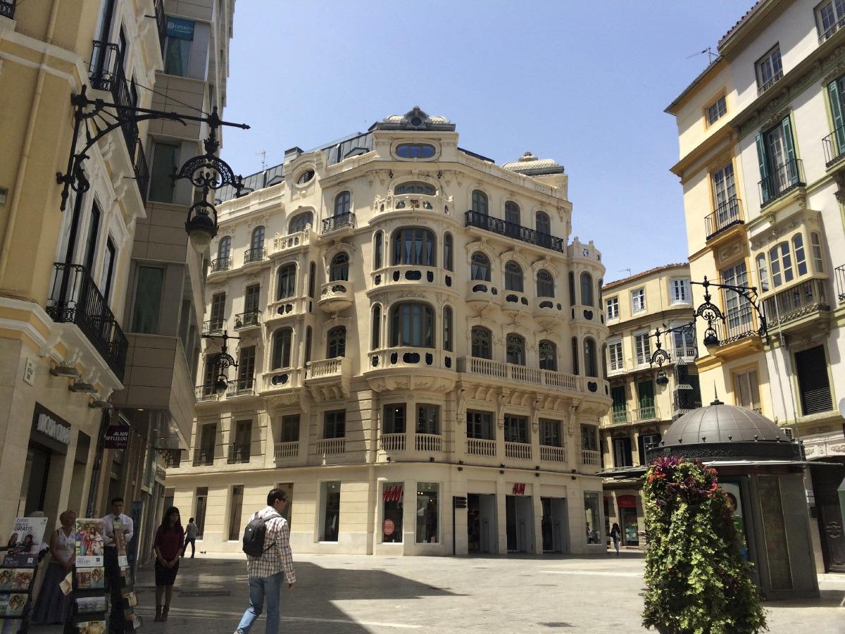 Plaza de Félix Sáenz, peut-être la plus belle place du centre historique