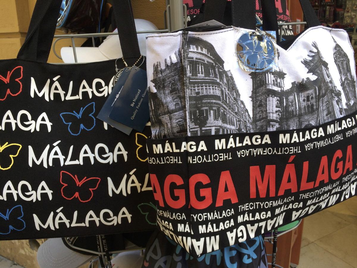 Malaga, pour Shopping Addict !
