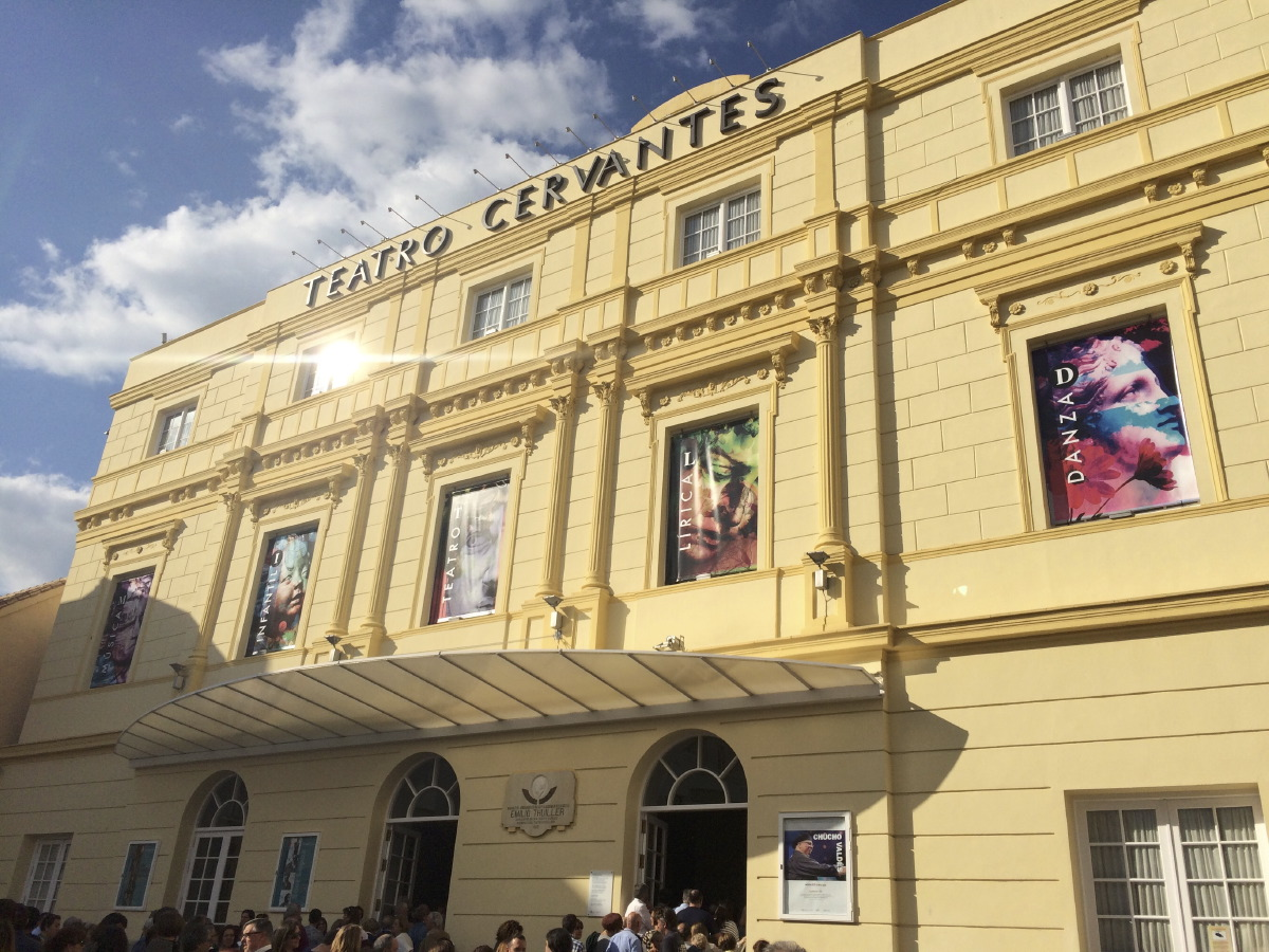 Théâtre Cervantes