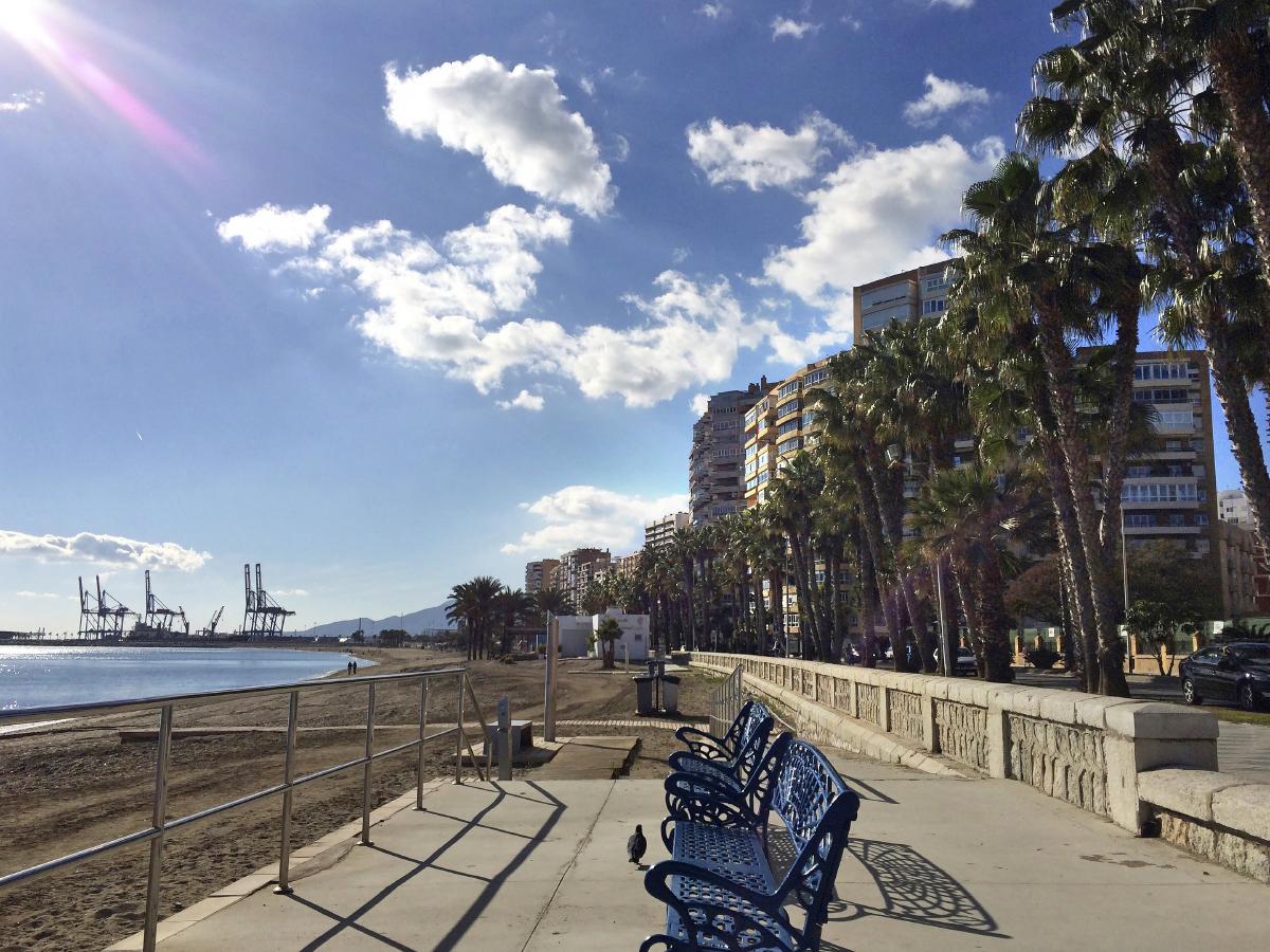 Entre Malagueta et La Caleta