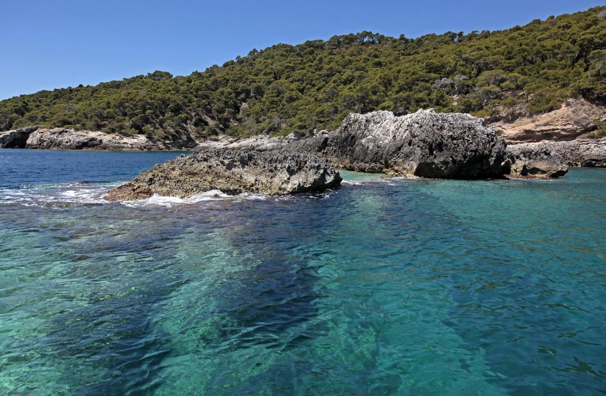 En route pour une sortie plongée dans l'archipel de Tremiti