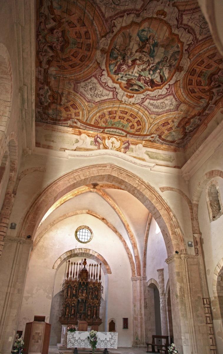 La cathédrale de Vieste