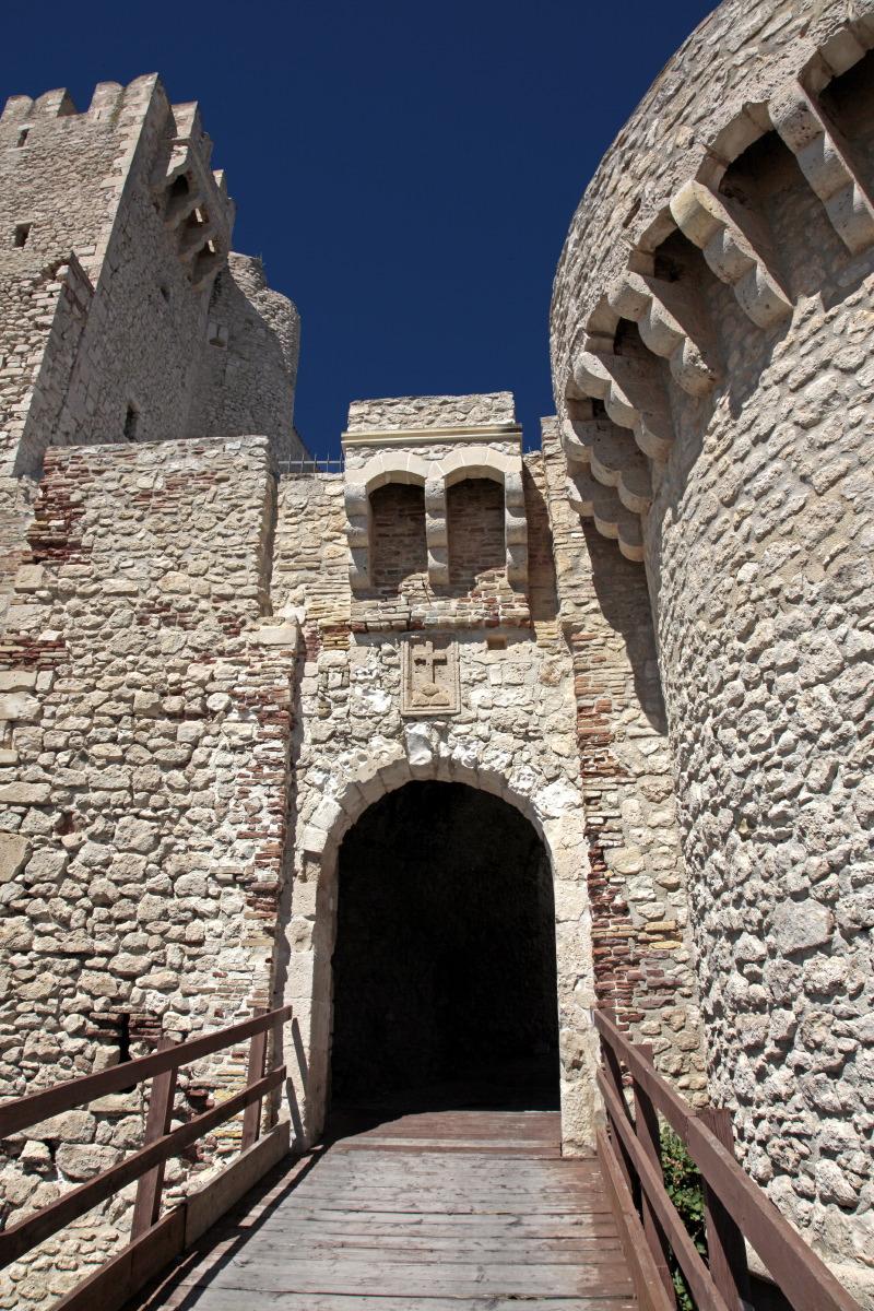 L'abbaye de Sainte Marie de la Mer à San Nicola, Tremiti