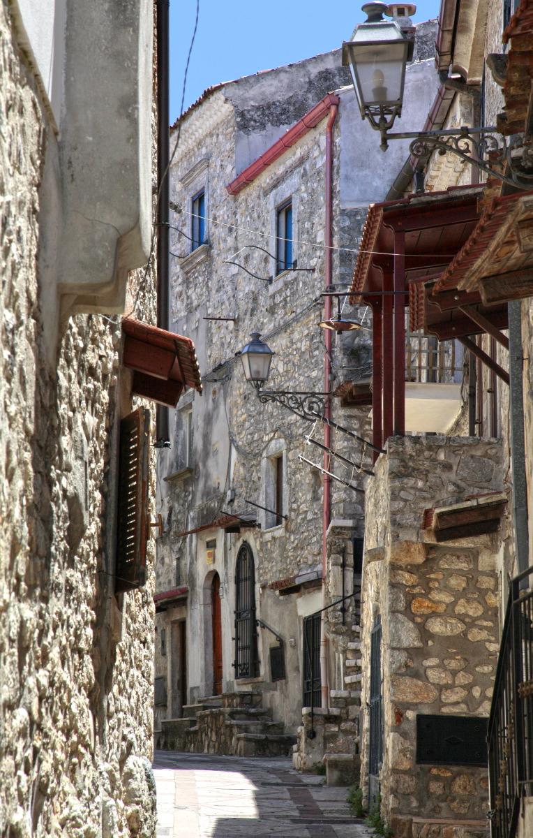 Ruelles médiévales de Vico del Gargano