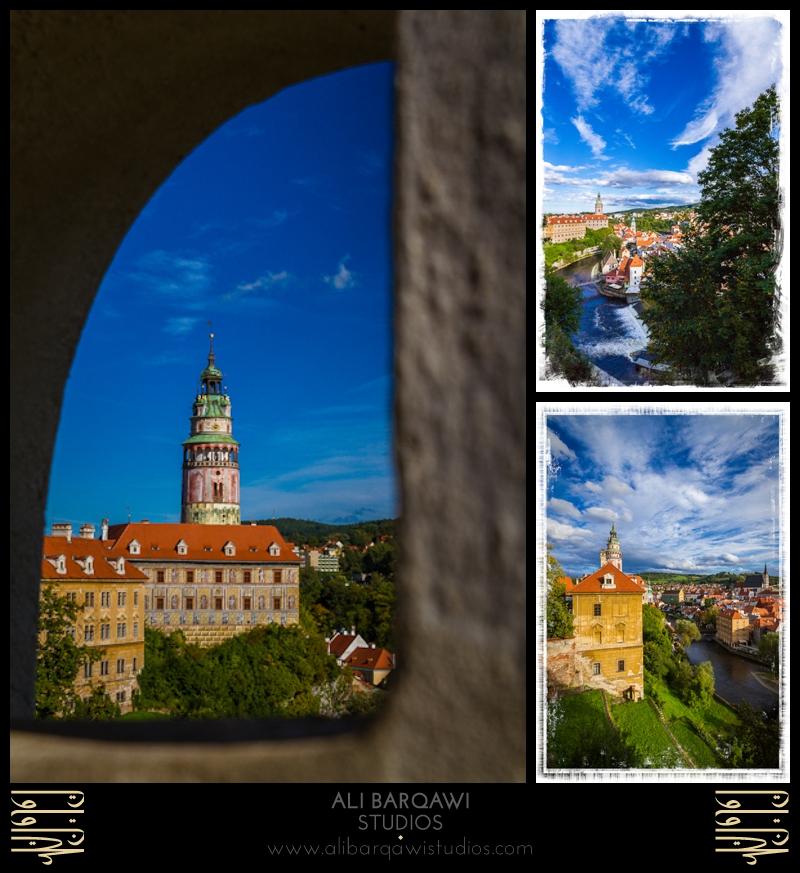 Europe: Cesky Krumlov - Czech Republic