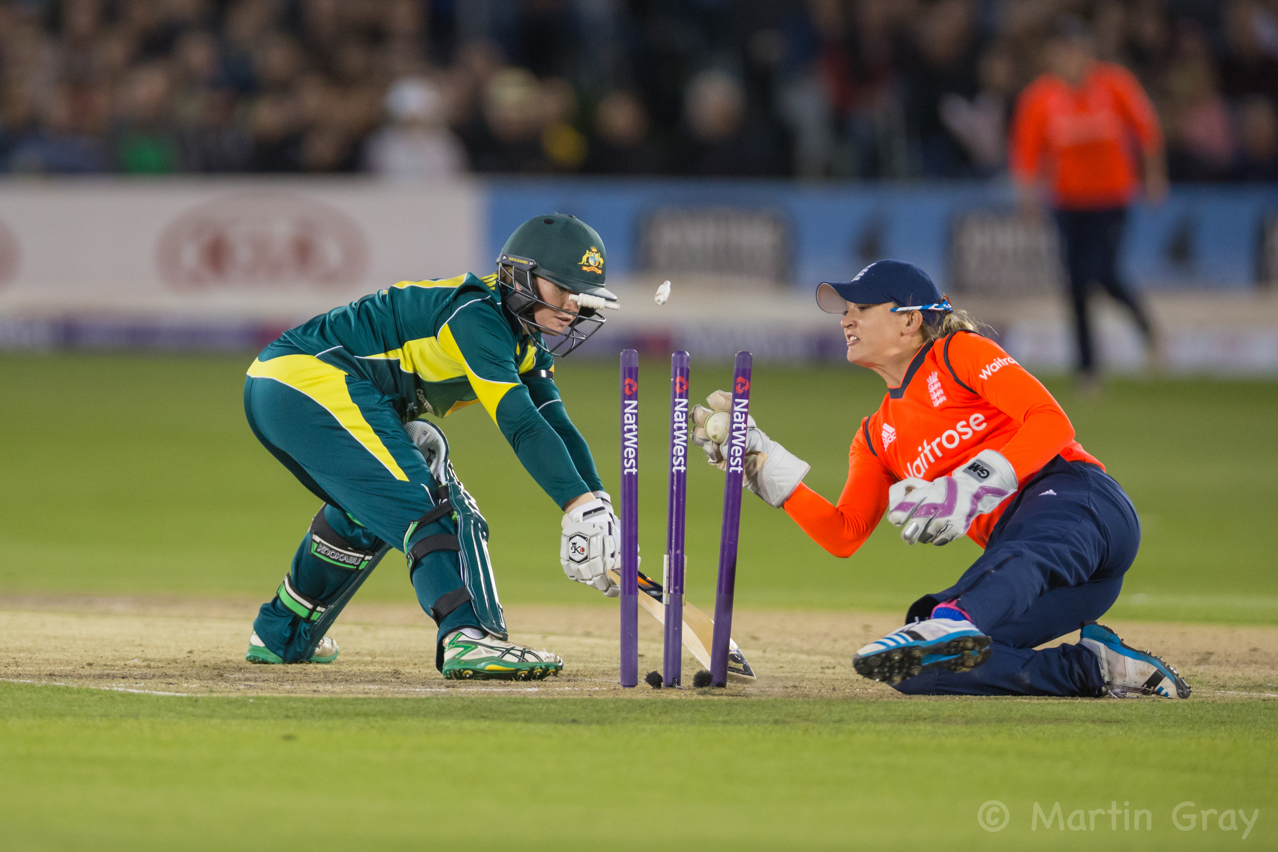 England Women v Australia Women - Nat West T20 at Hove …28th August 2015