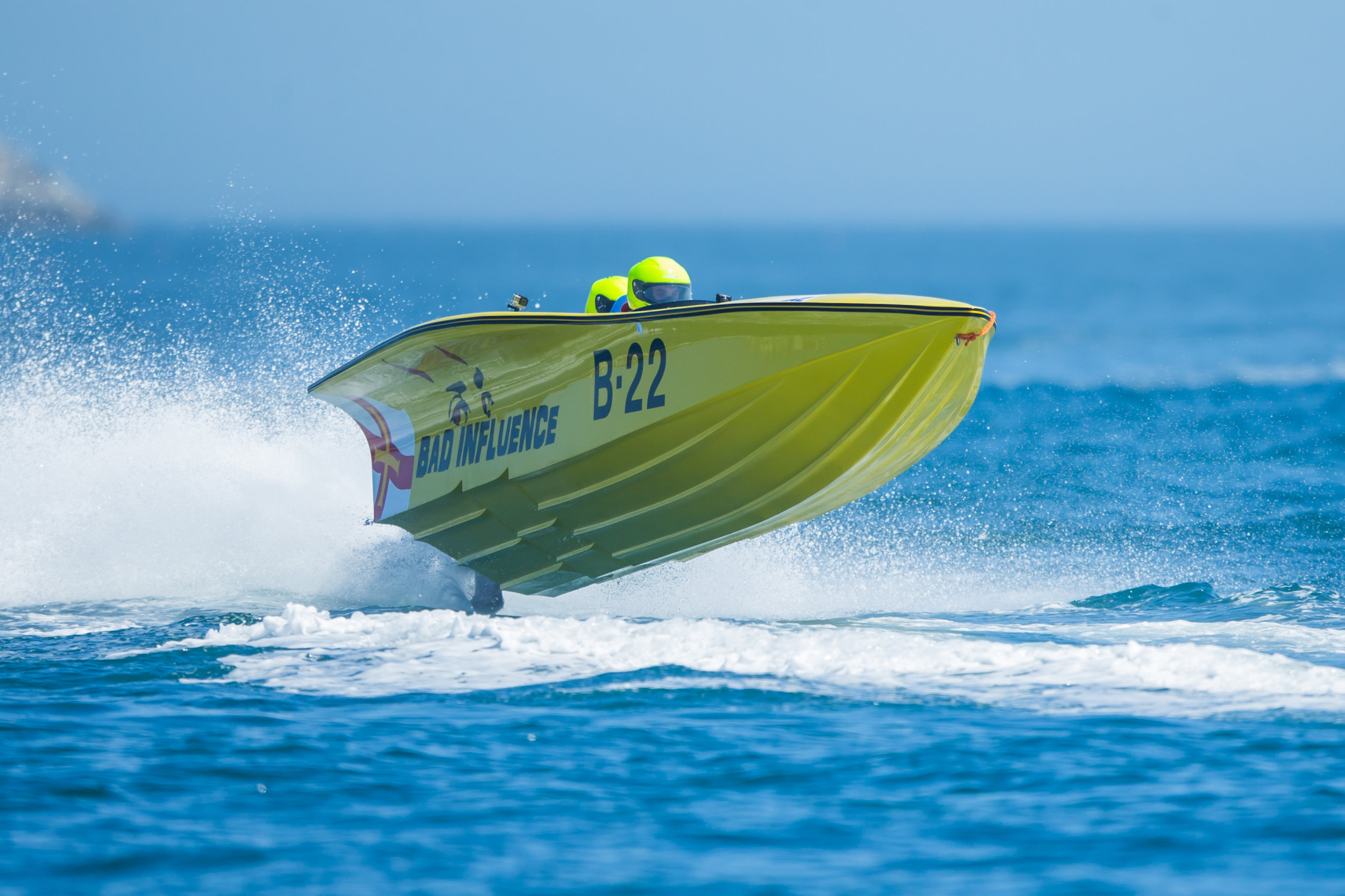 Guernsey Powerboat Association Stanley Gibbons sponsored Series Race 3/4....