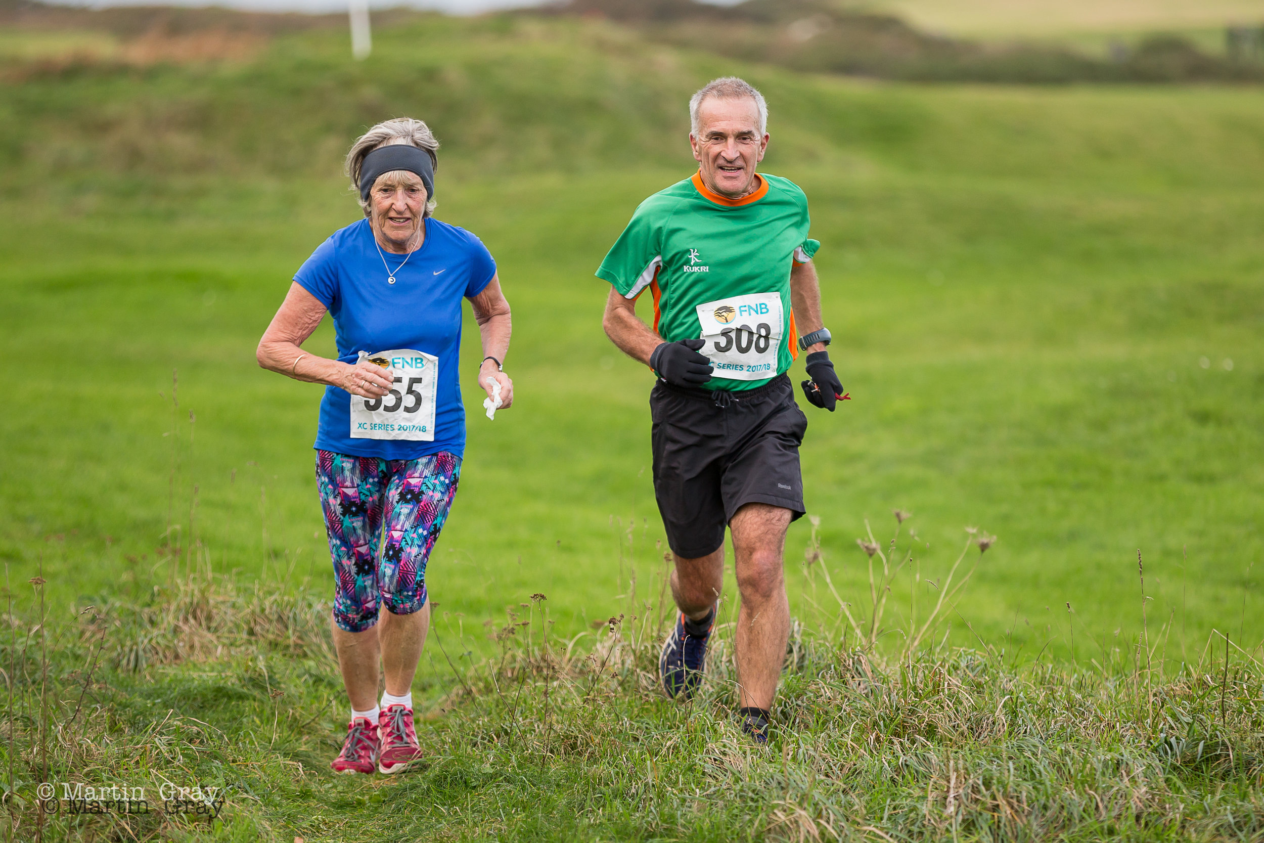 Guernsey Athletics Boxing Day Cross Country at L'Ancresse Common....