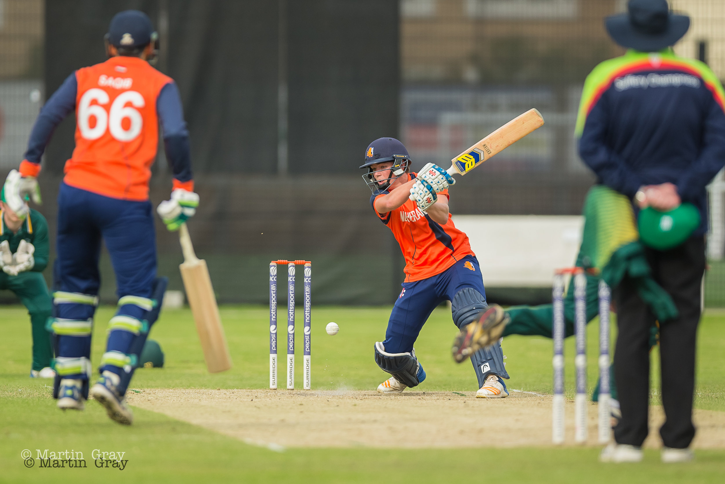 A gallery of the three Guernsey v Netherlands T20 games played at KGV Playing Fields over the weekend 28th-30th April...