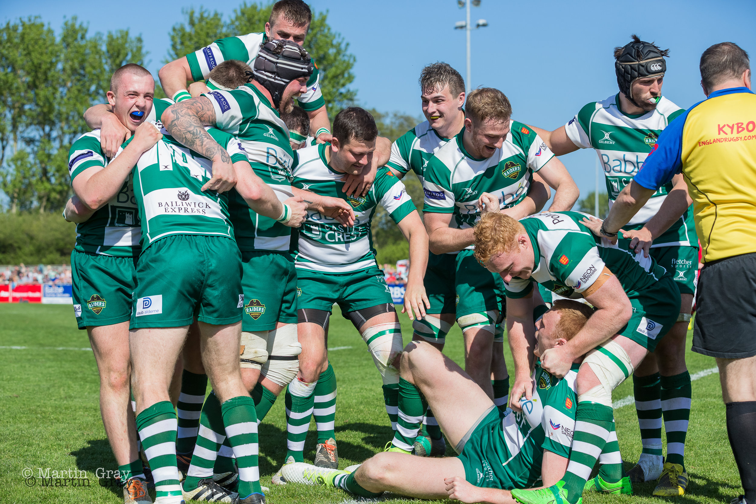 Guernsey Raiders long wait to win the Siam Cup ended at Footes lane on Saturday 5th May defeating Jersey 46-30...