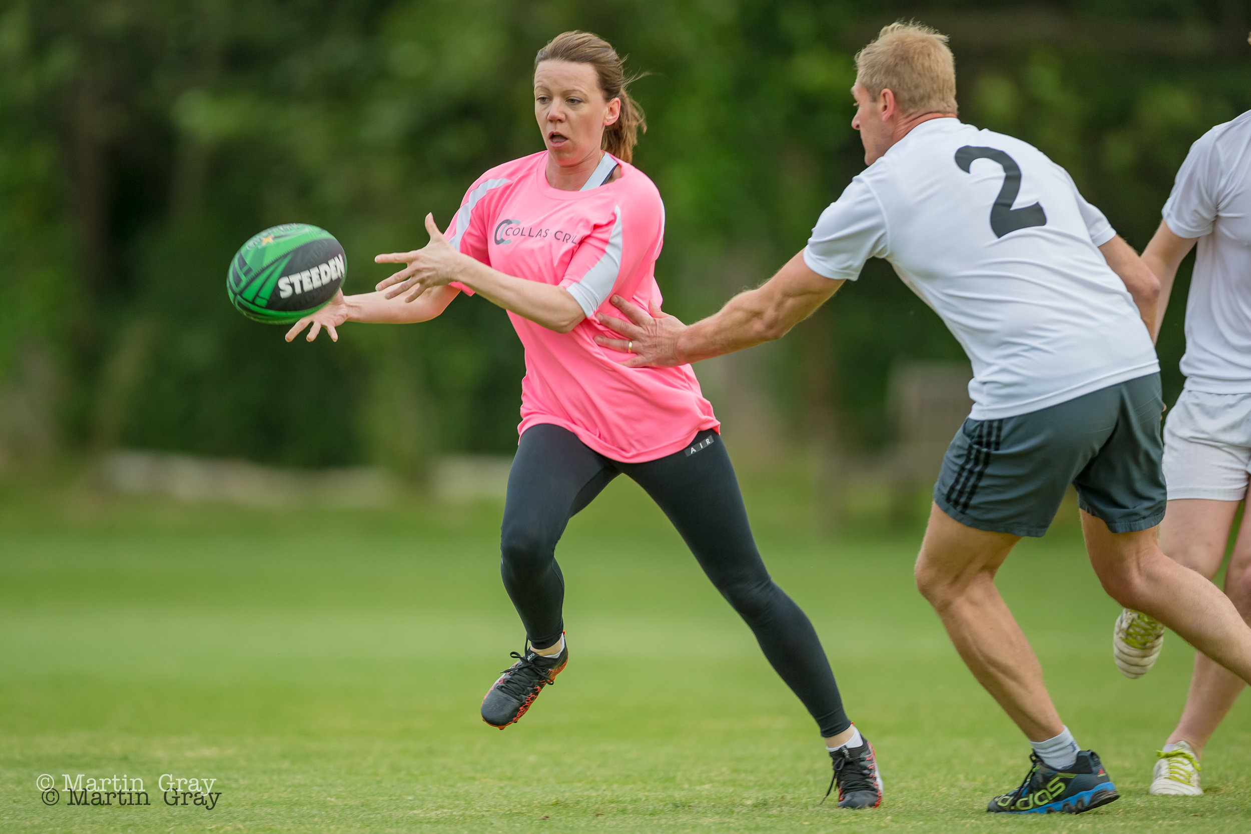 Guernsey Touch Rugby Summer Series... 16th May 2018 at KGV Playing Fields
