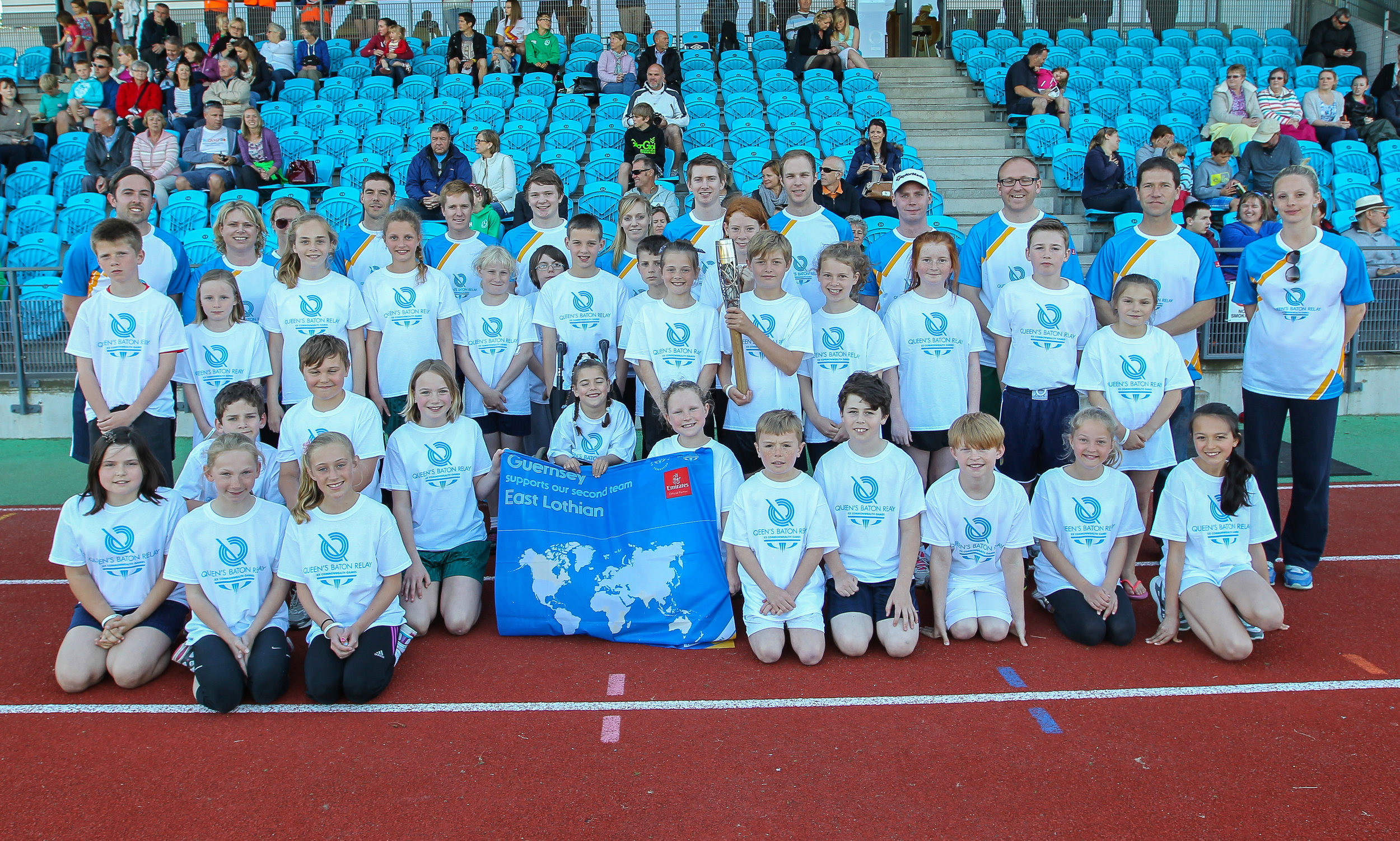 Experience the Guernsey Sports Commission's excellent efforts in bringing to Guernsey the Queen's Baton Relay. By following the photos you can experience the days the Queen's Baton spent in Guernsey…