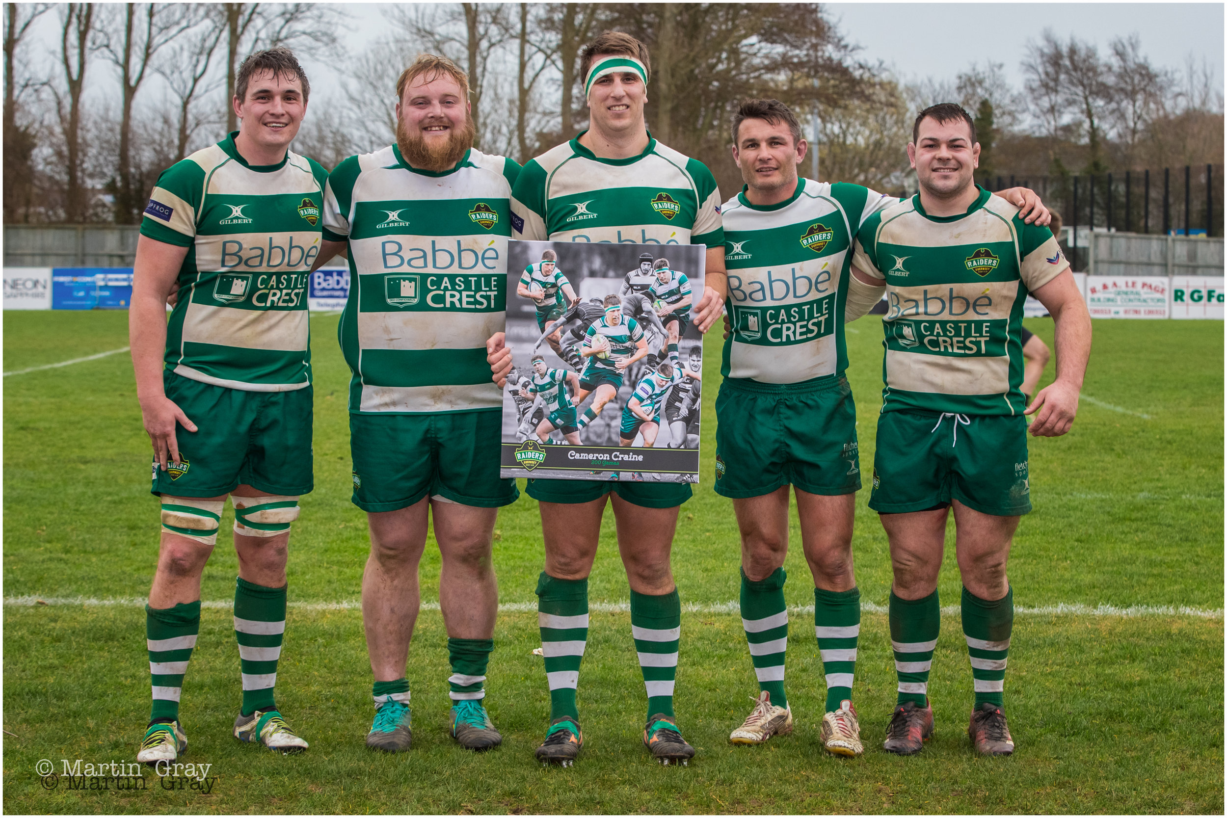 Guernsey Raiders v Old Redcliffians RFC played at Footes lane 9th March 2019… Raiders win 24-17… More photos to be added during the day! Enjoy! Here's the 200 Club…