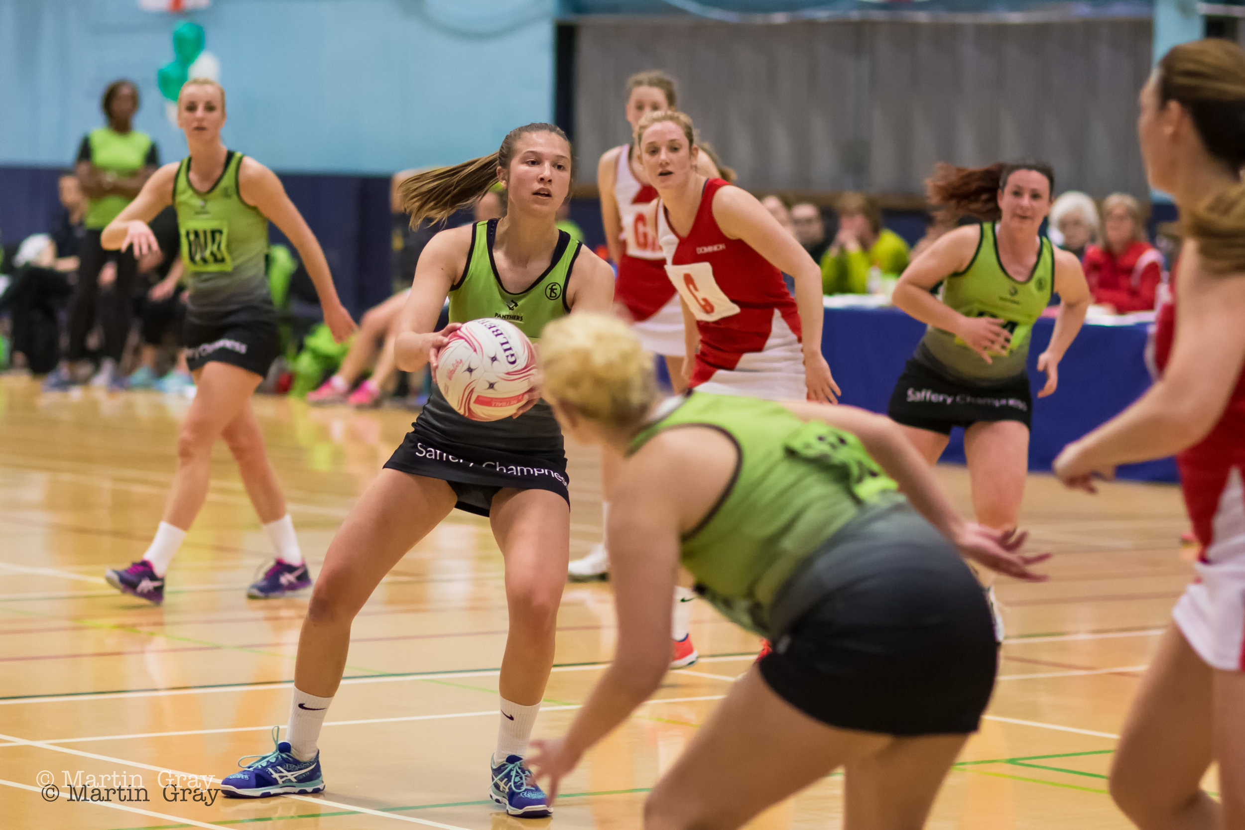 Guernsey Netball 'A' Inter-Insular v Jersey at Beau Sejour 31st March 2019….