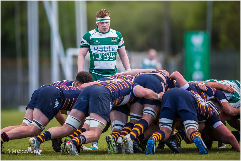 Guernsey Raiders v Old Albanian RFC 2019 — Guernsey Sport Photography