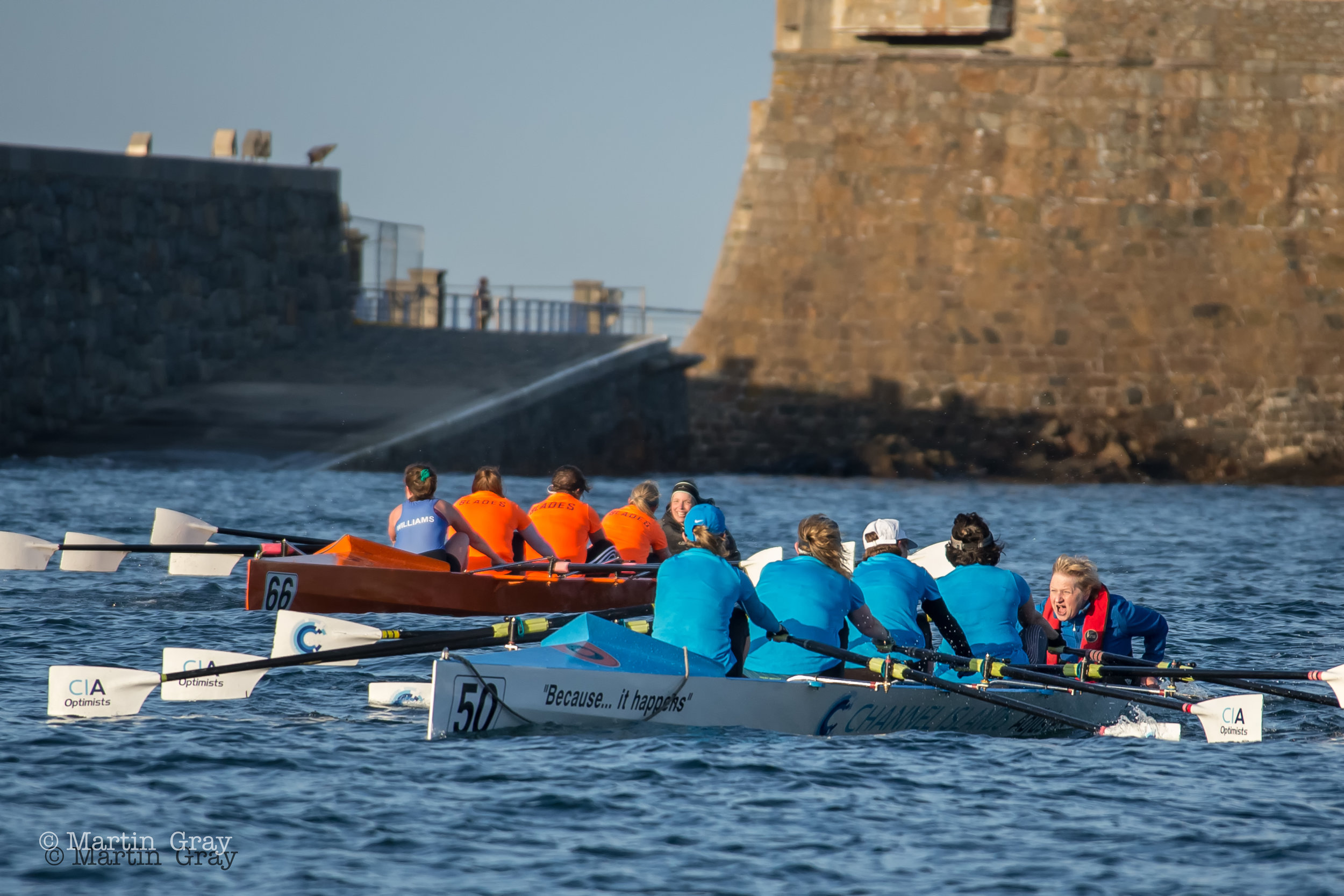 Guernsey Rowing Club - Course B Race May 3rd 2019… A first visit to catch what looks like a fab sport! Her's the final set… Enjoy!