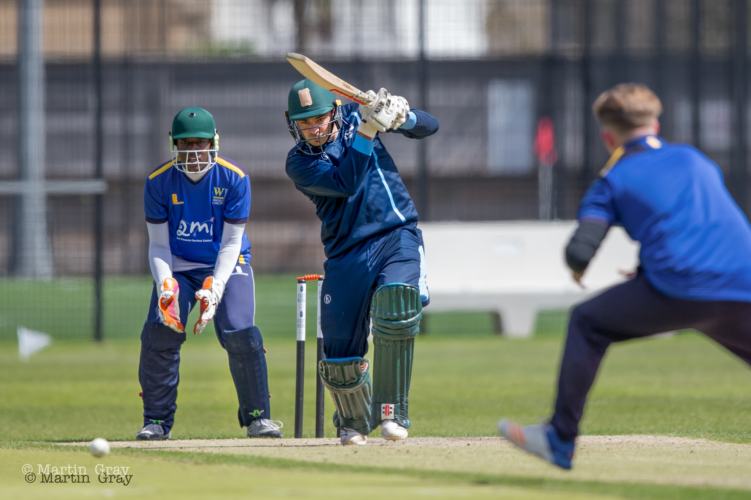Guernsey Cricket - Rickety Bridge Championship Cobo CC v Wanderers Irregulars… Played 4th May 2019… Cobo win…