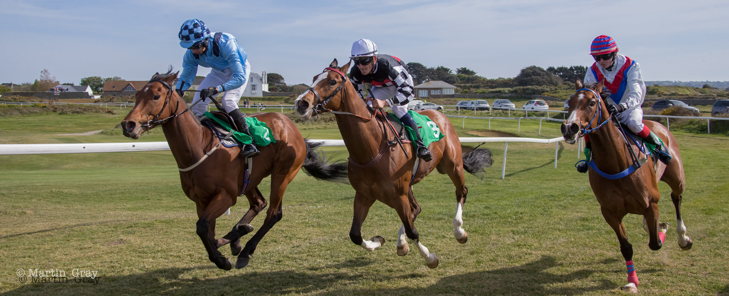 The Guernsey Race Club L'Ancresse Meeting on 6th May 2019