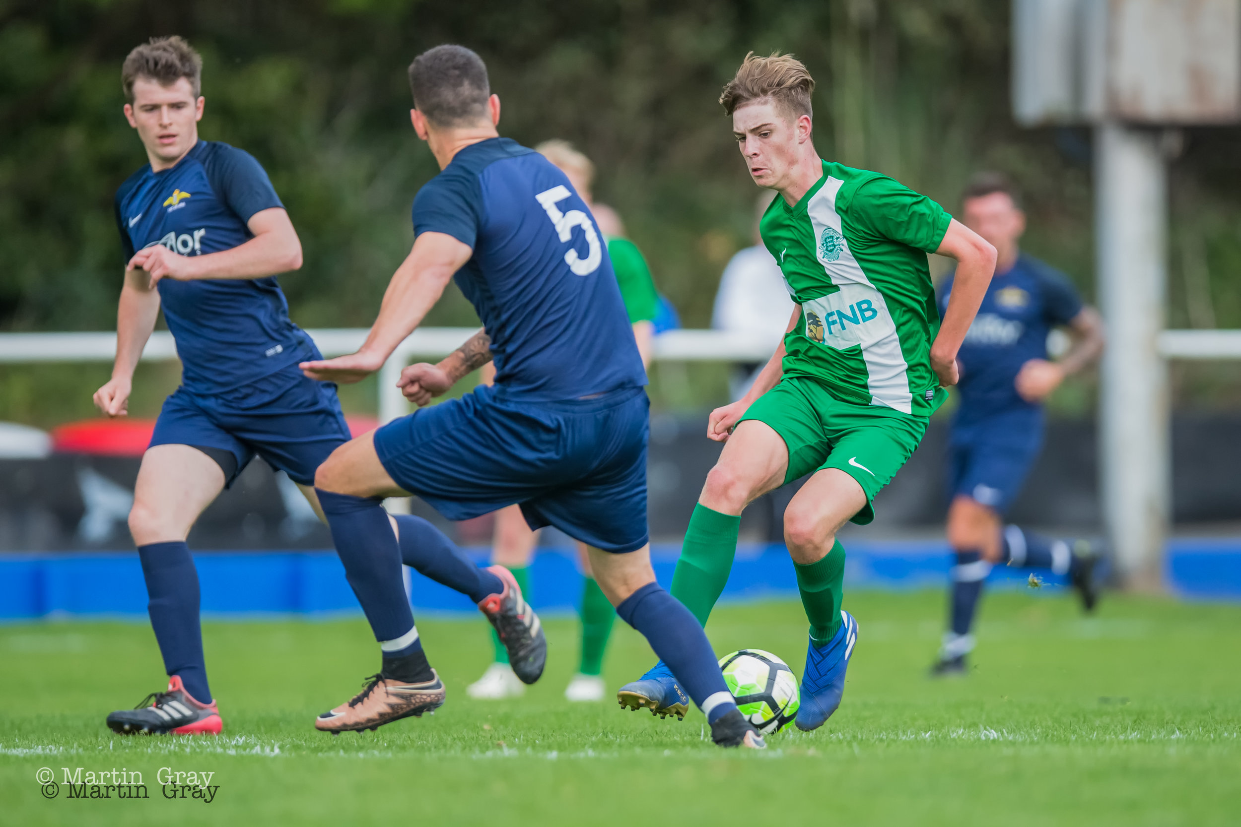 Guernsey FA U21's v Royal Navy Air Command at The Track in the Malaya Cup 2019… Guernsey win 6-2