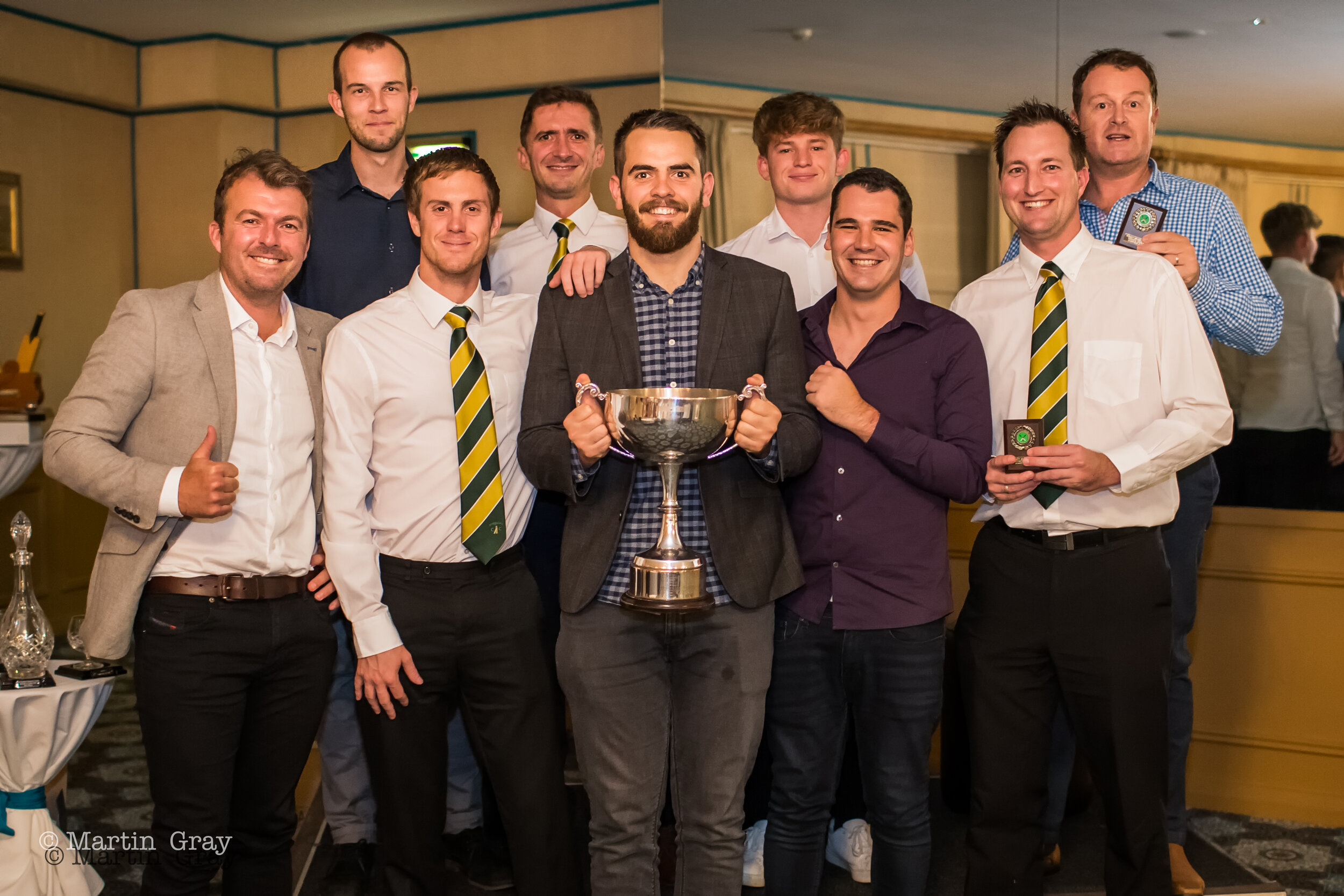 Guernsey Cricket - Odey Wealth Cricket Awards Evening 2019