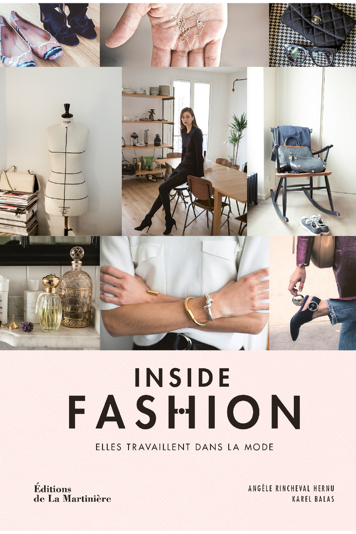 Inside Fashion Livre