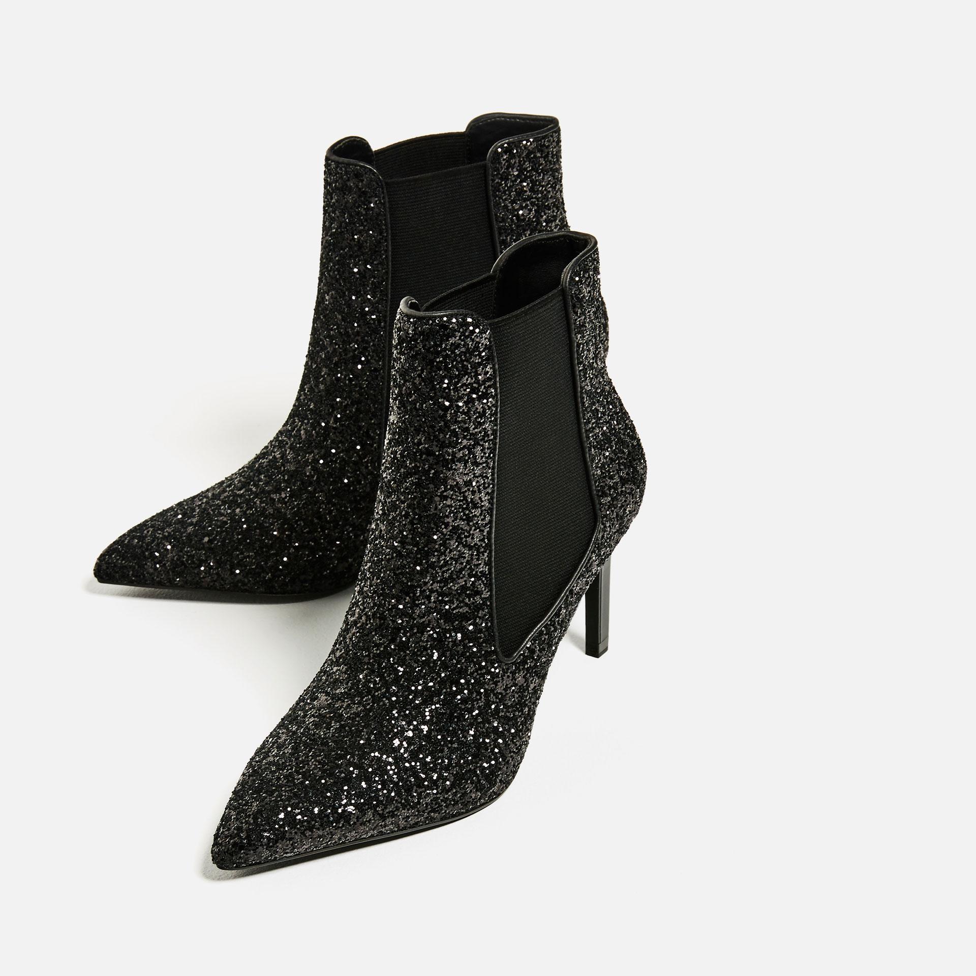 Bottines Zara 45,95€
