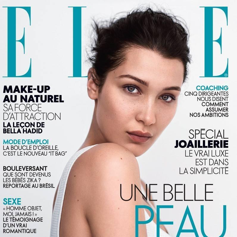 Elle Magazine Promo