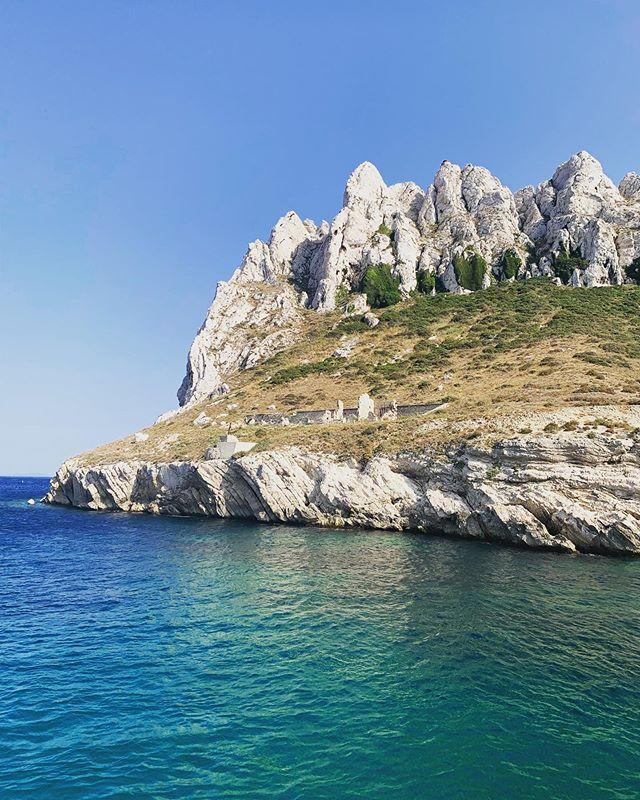 Marseille 💙  #marseille #calanques #summer #sea #france #travelblogger