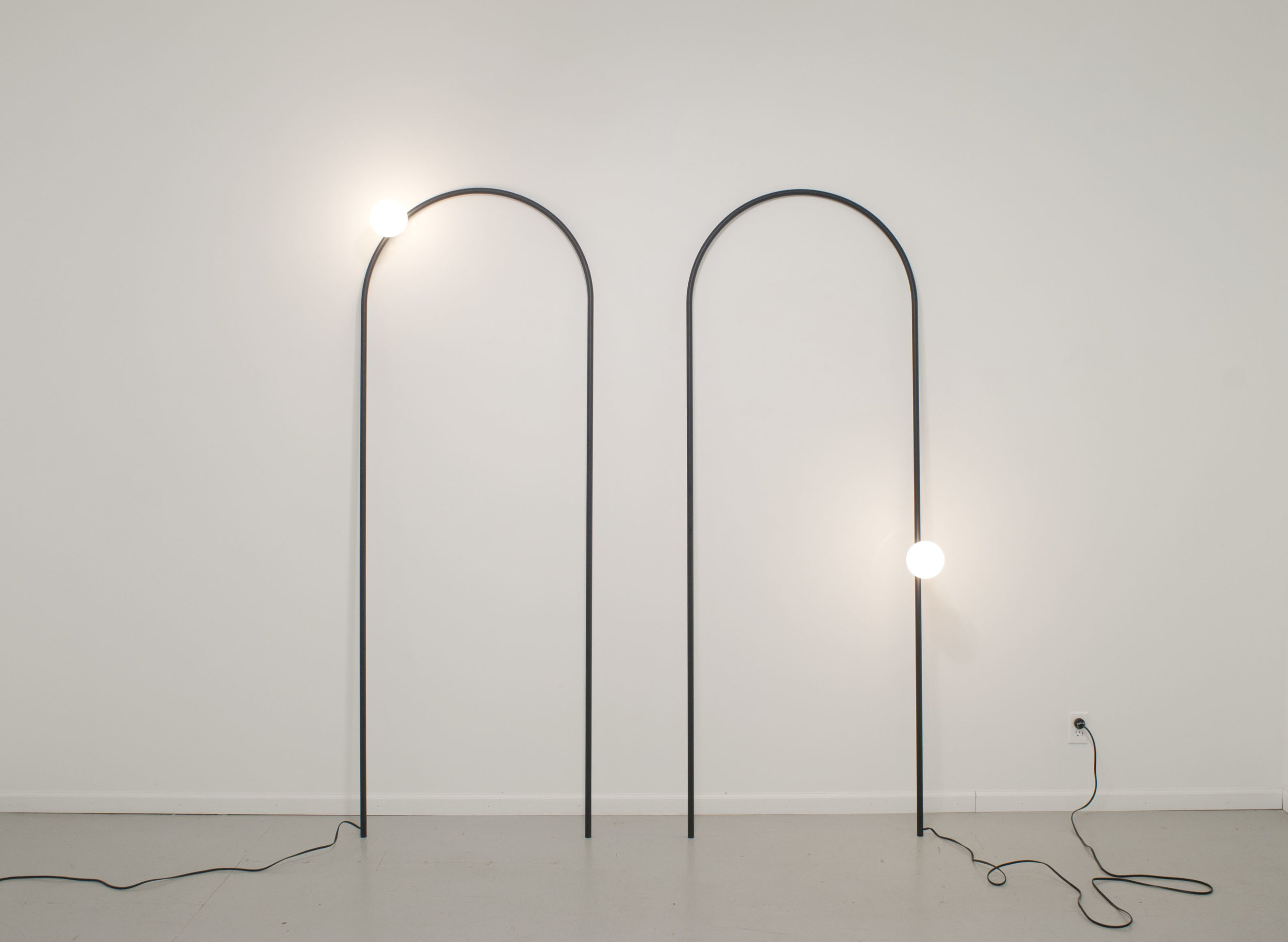 Arch Lamp