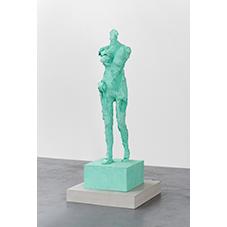 Untitled 2 (Bronze Bodybuilders)