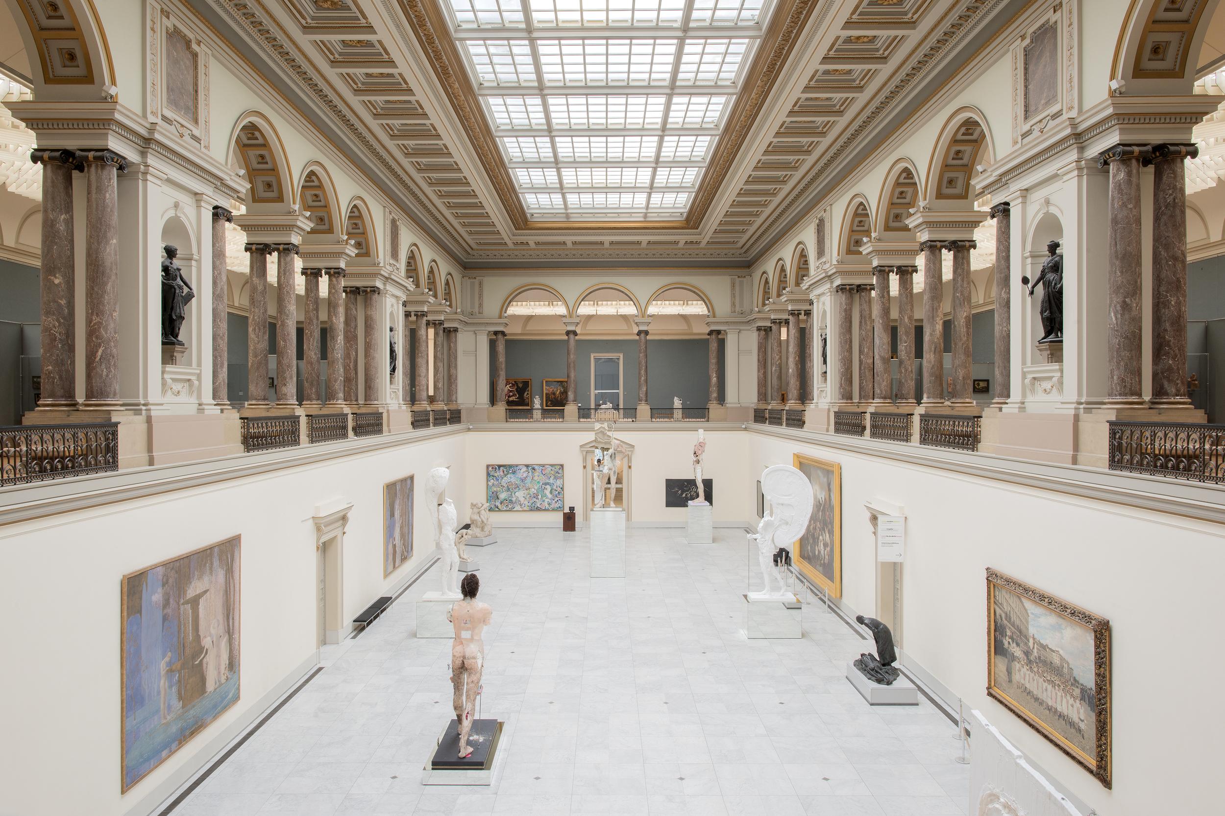 The Royal Museums of Fine Art of Belgium - Photo - H-V Studio - Courtesy Xavier Hufkens - 1.jpg