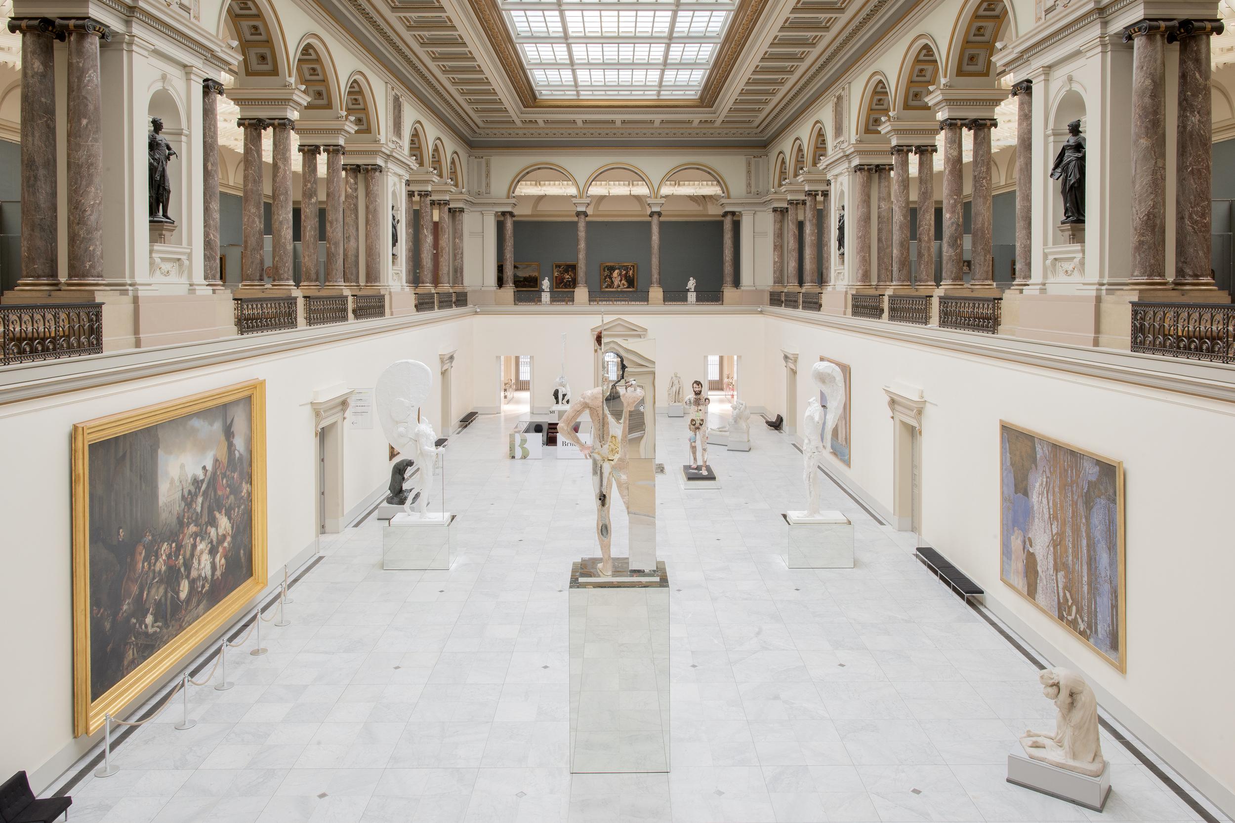 The Royal Museums of Fine Art of Belgium - Photo - H-V Studio - Courtesy Xavier Hufkens - 2.jpg