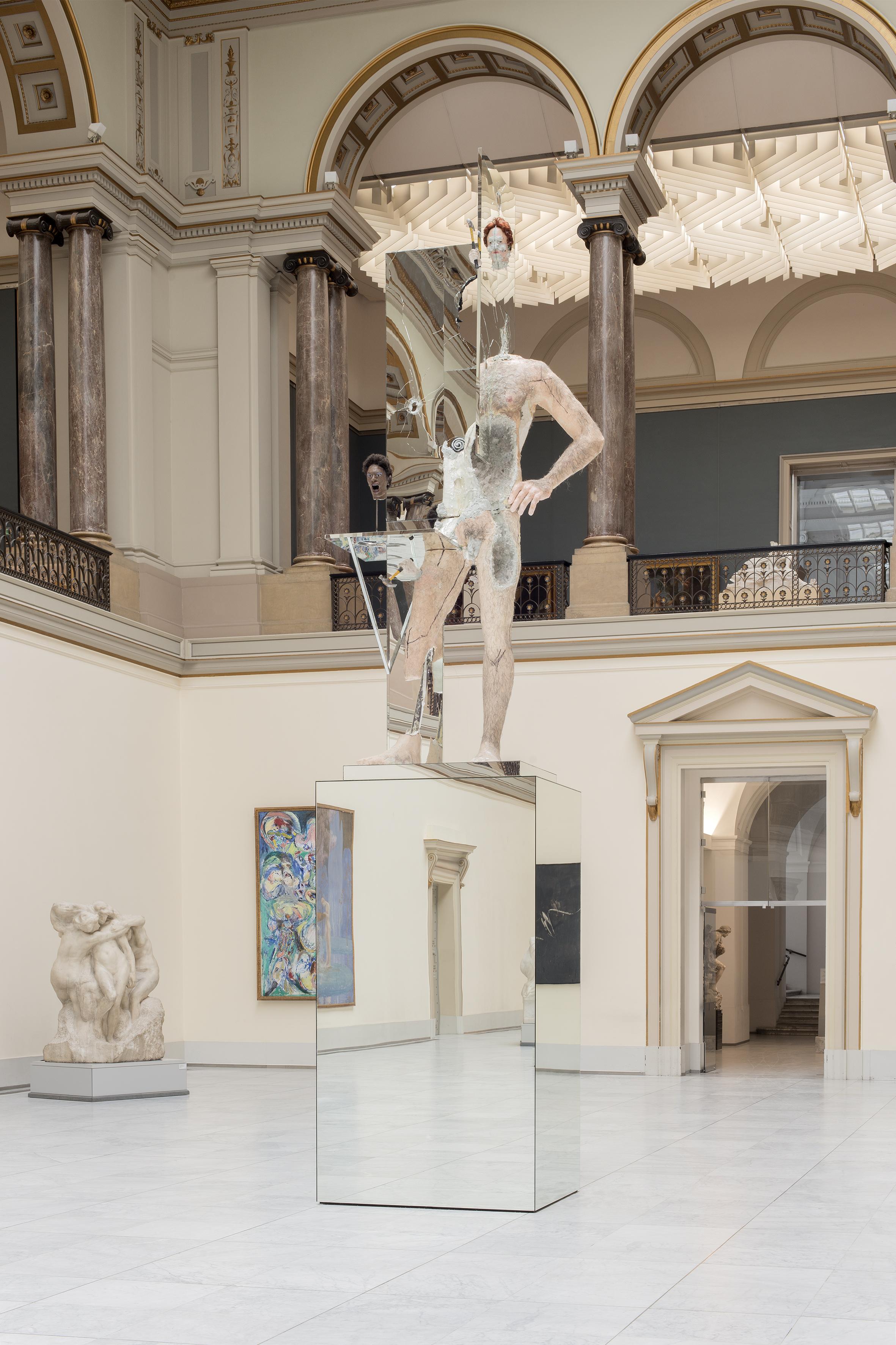 The Royal Museums of Fine Art of Belgium - Photo - H-V Studio - Courtesy Xavier Hufkens - 18.jpg