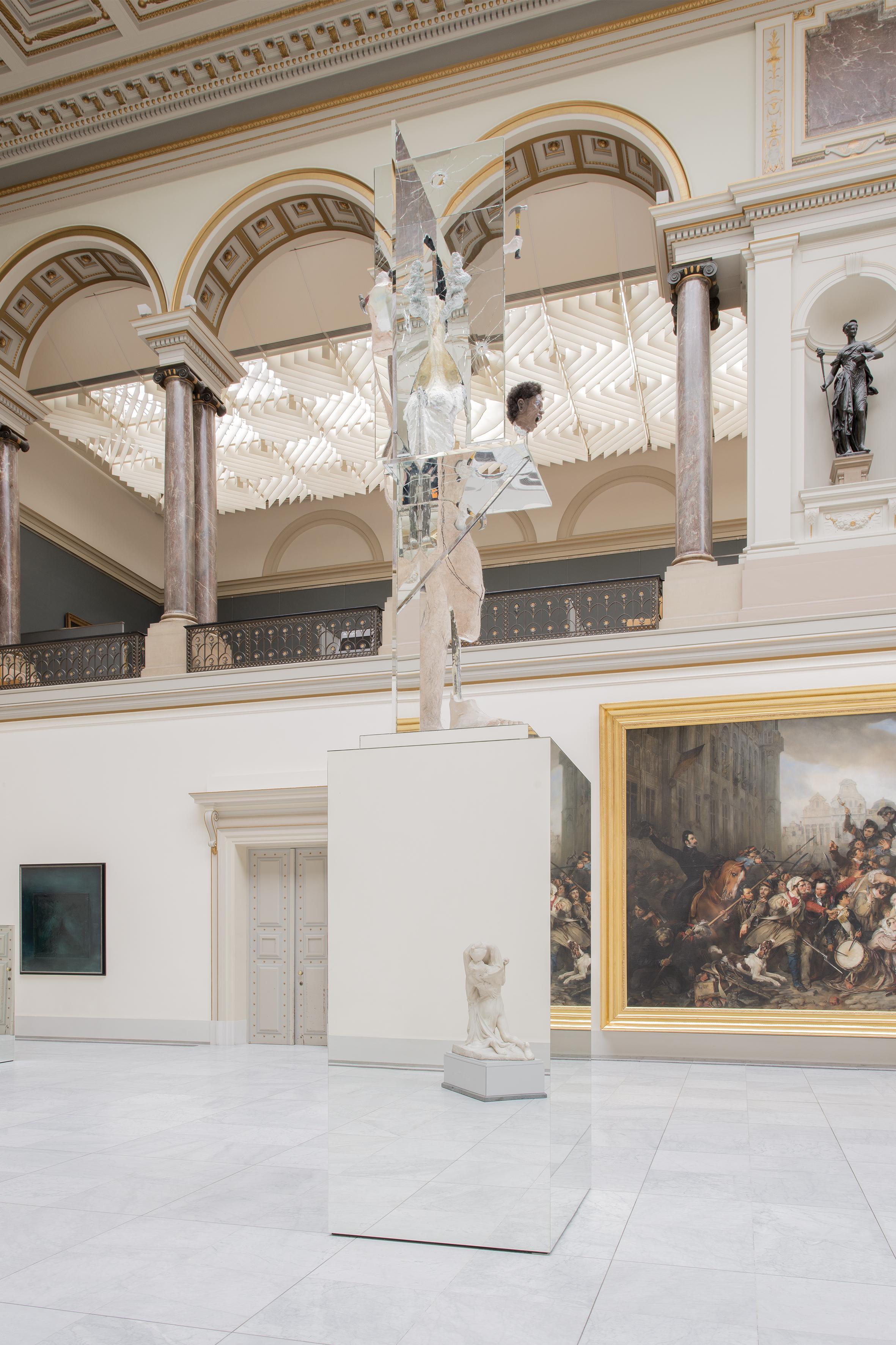 The Royal Museums of Fine Art of Belgium - Photo - H-V Studio - Courtesy Xavier Hufkens - 20.jpg