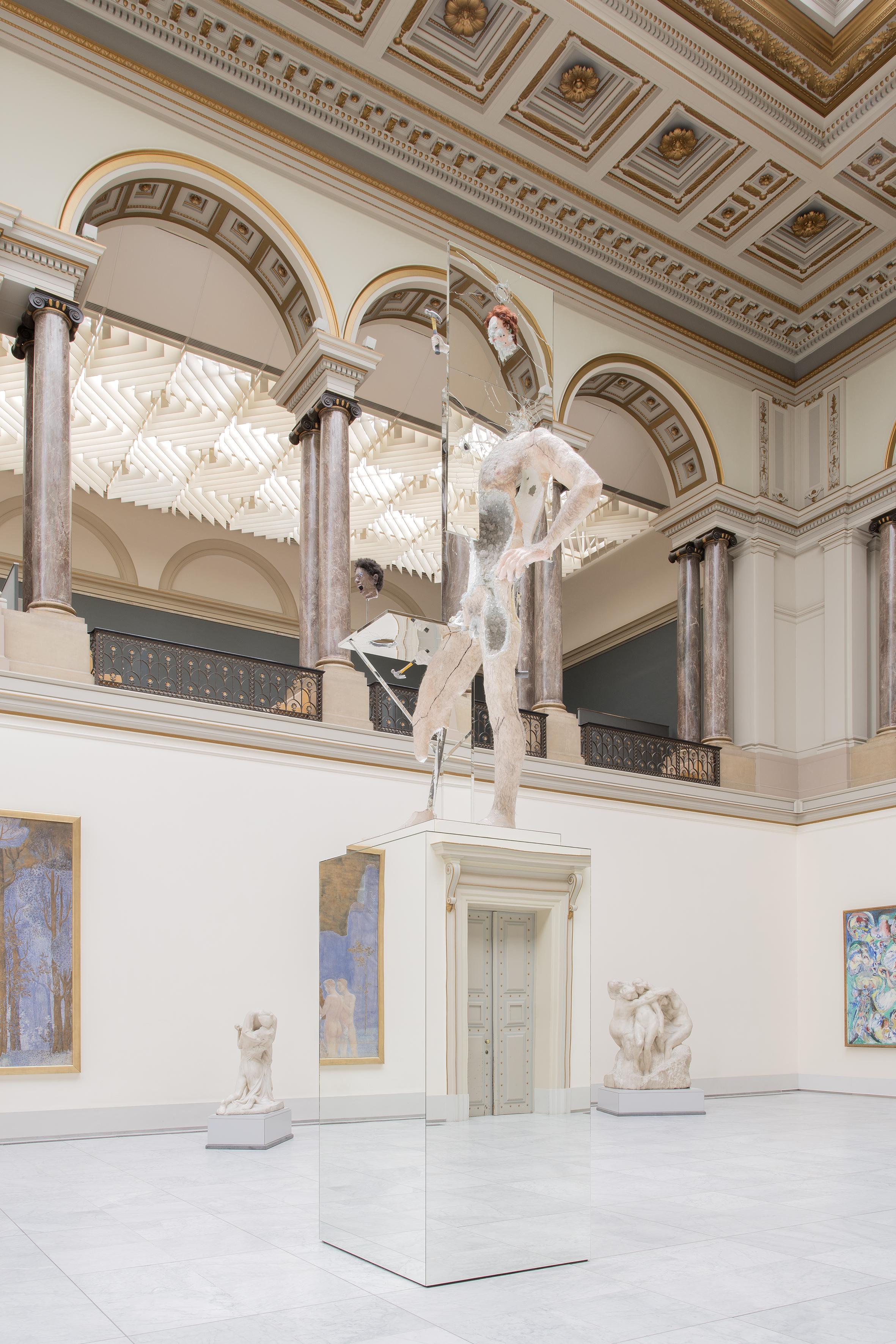 The Royal Museums of Fine Art of Belgium - Photo - H-V Studio - Courtesy Xavier Hufkens - 21.jpg