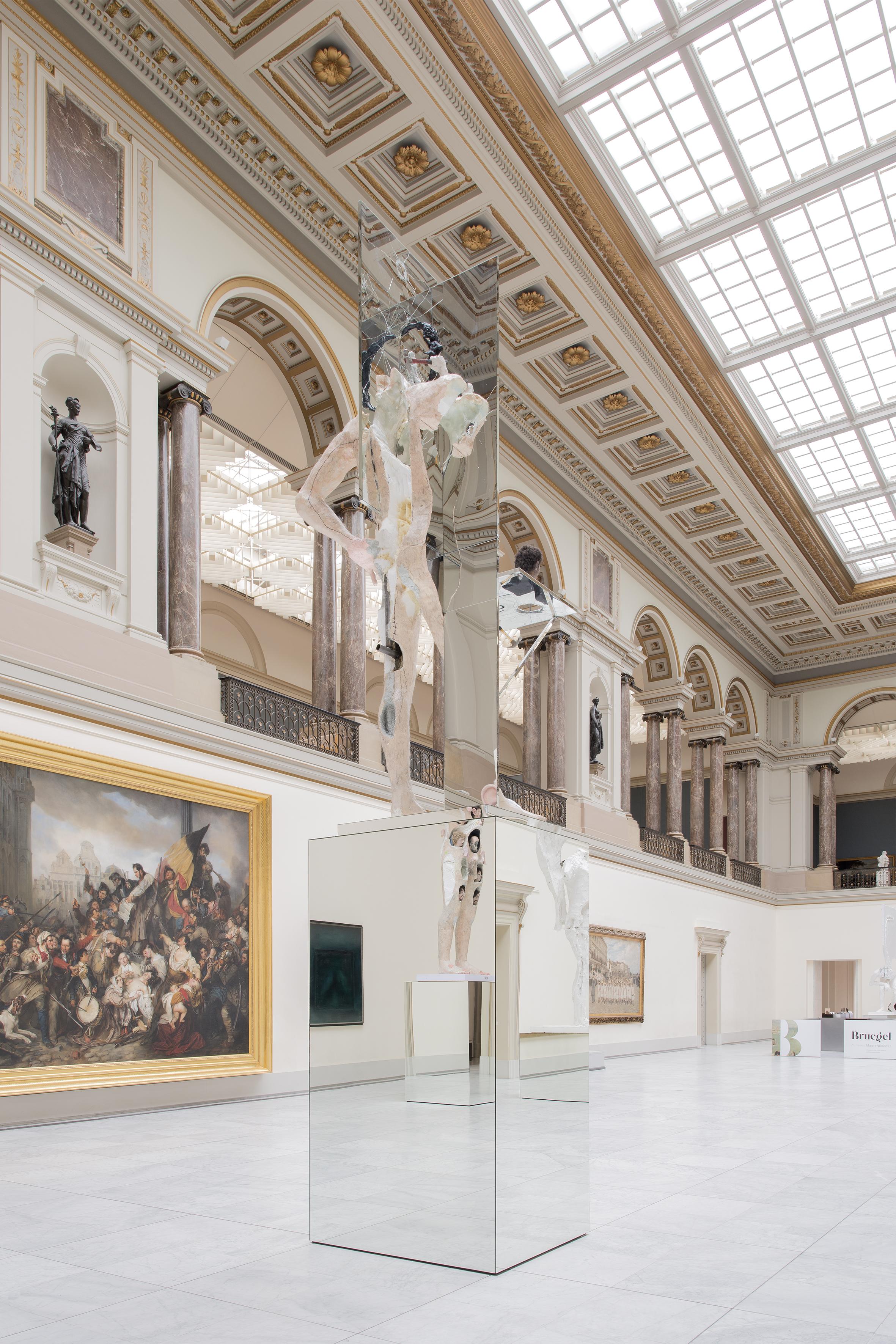 The Royal Museums of Fine Art of Belgium - Photo - H-V Studio - Courtesy Xavier Hufkens - 22.jpg