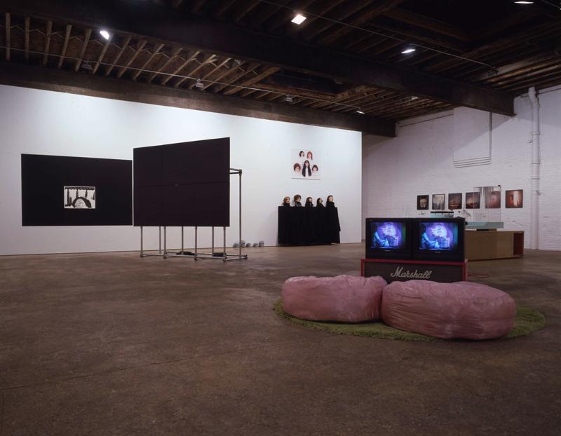 AD2004-001 (The Sculptor's Oldest Son) installation view - Anton Kern - Scream.p.jpg