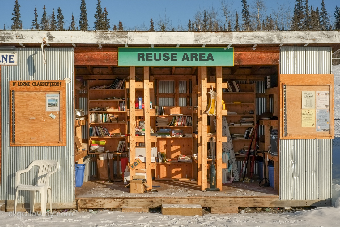 The Re-Use Area