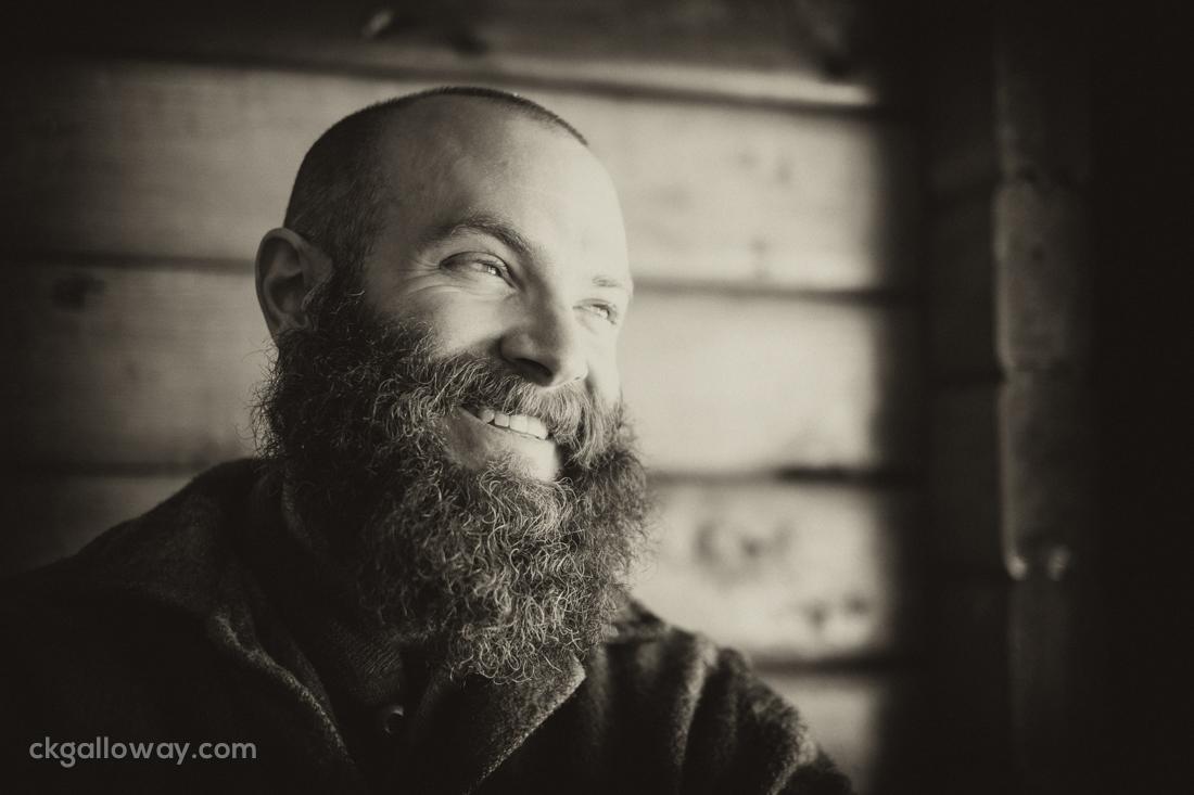 Adam. Photo by Christa Galloway.