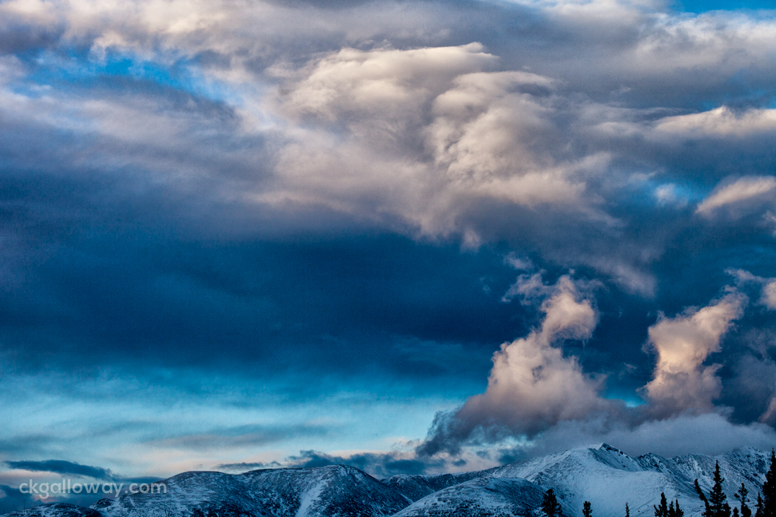 Another spectacular Northern sky in the Hamlet of Mount Lorne, Whitehorse, Yukon. Photo by Christa Galloway