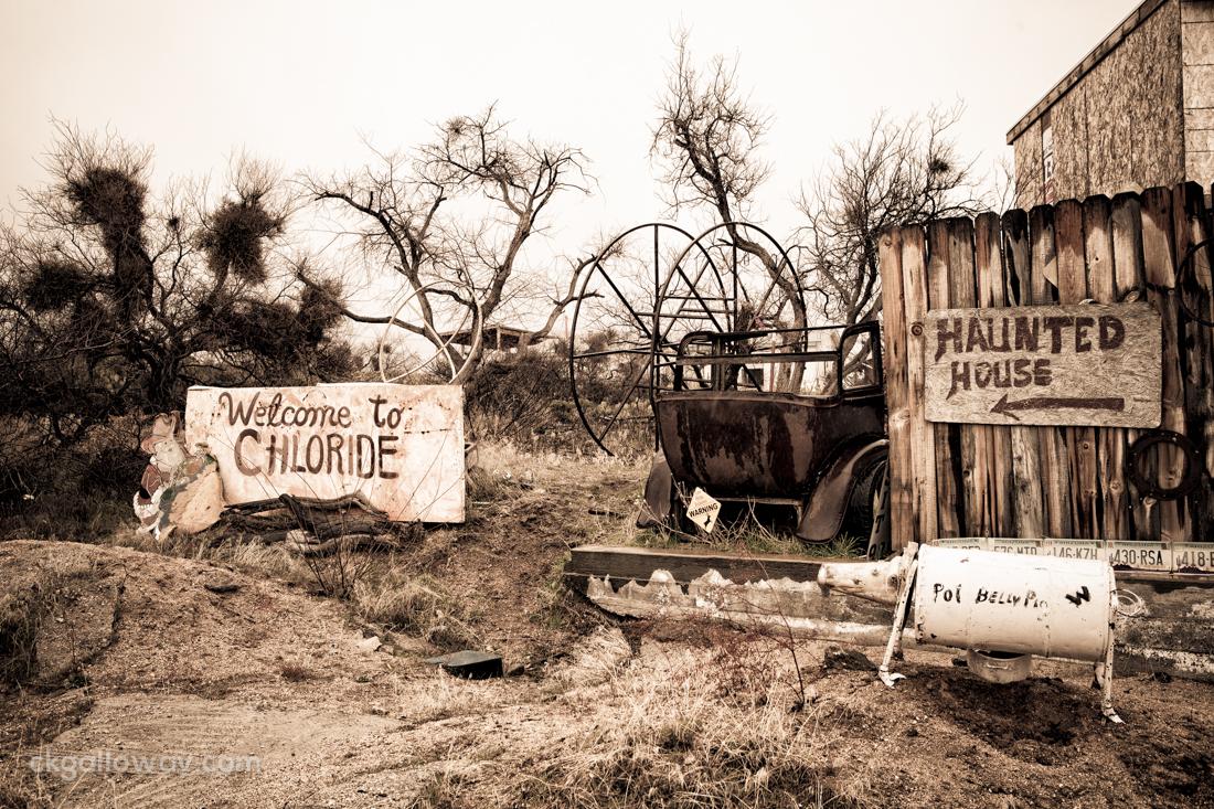 Chloride, Arizona
