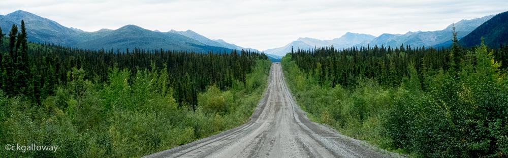 Canol Road, Yukon.