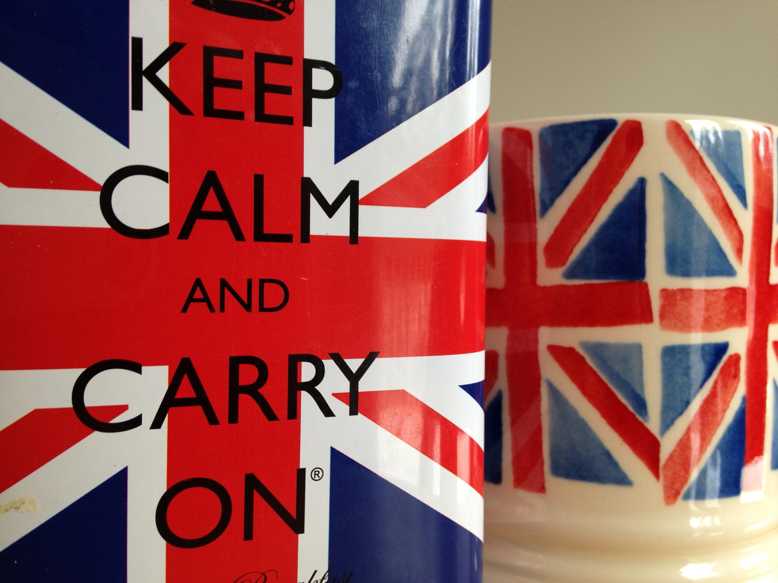 British-stuff
