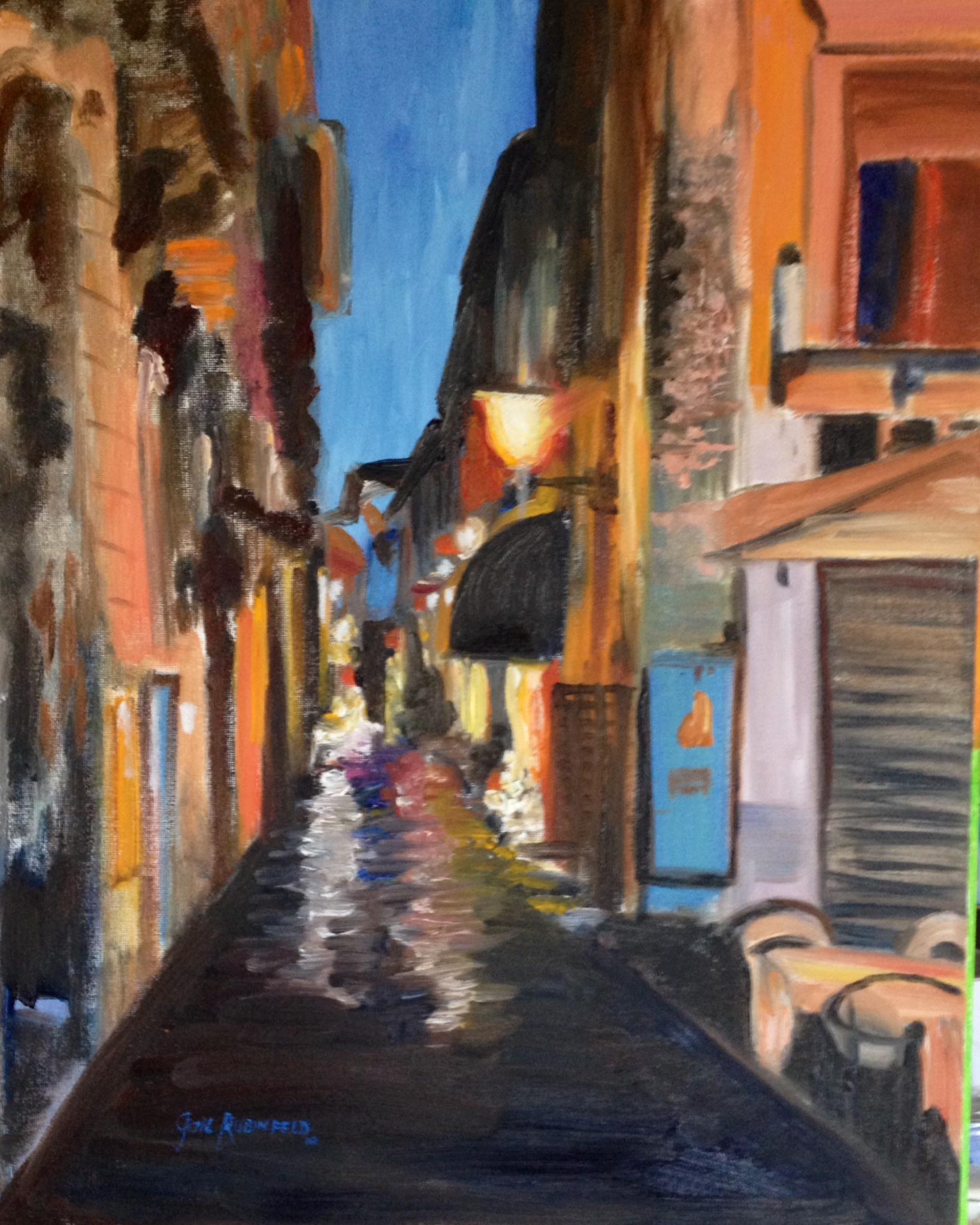 November Night in Sorrento