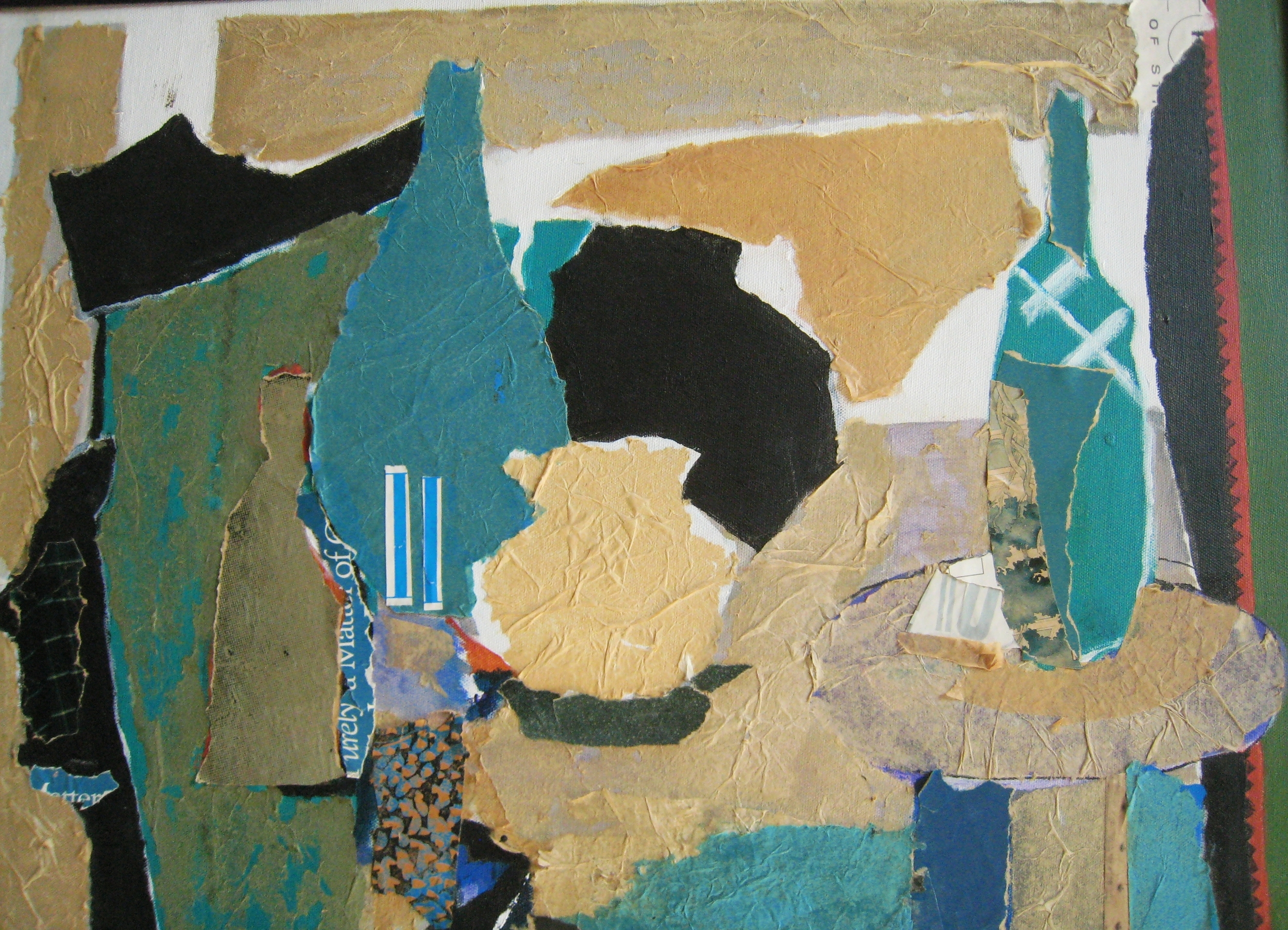Braque Revisited