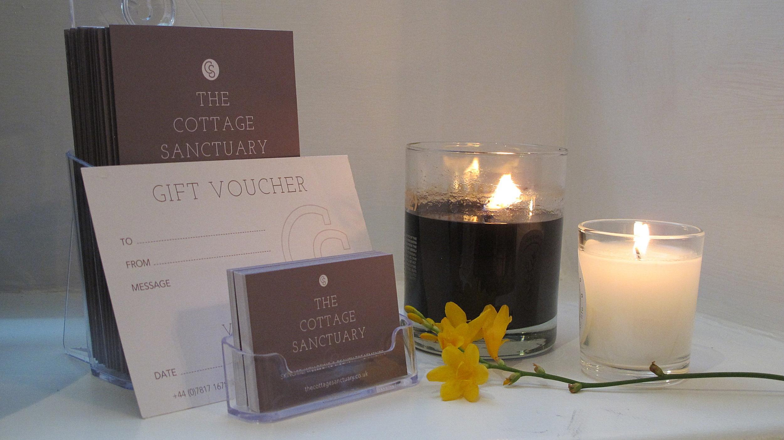 Gift-voucher-brochure-candles-cottage-sanctuary