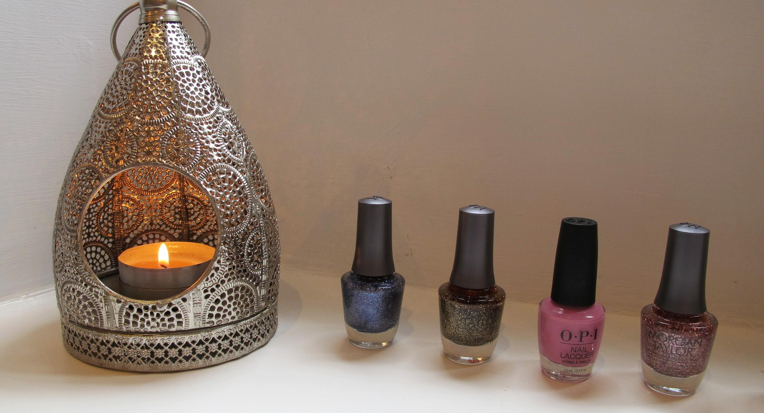 Nail-varnish-lantern