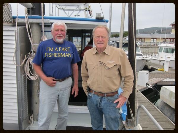 San Mateo County Harbor CommissionerPietroParravano